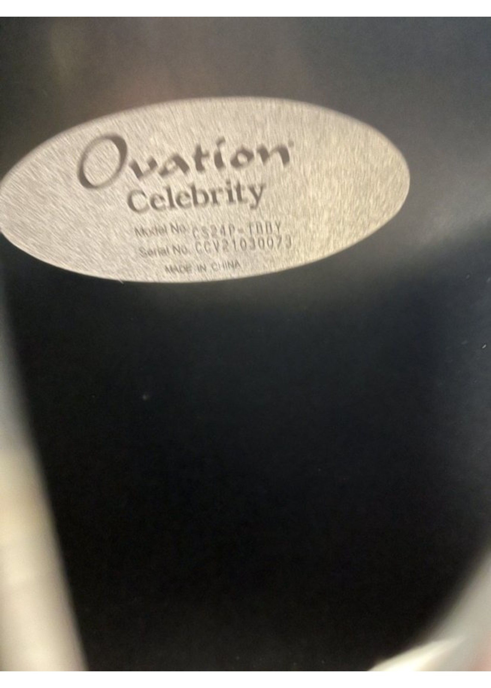 Ovation Ovation CS24P-TBBY