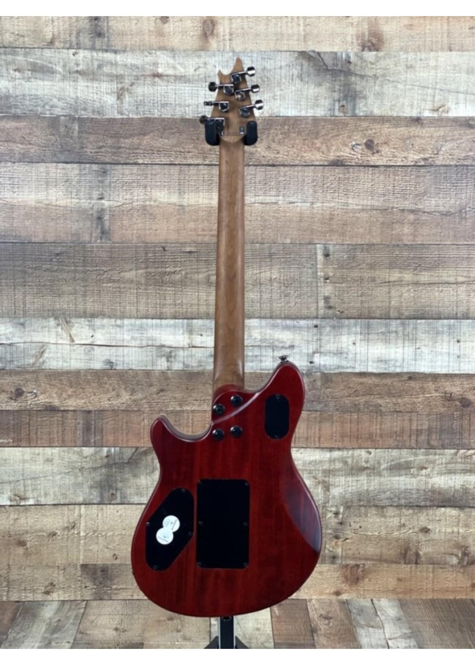 EVH EVH Wolfgang® WG Standard Exotic Koa, Baked Maple Fingerboard, Natural