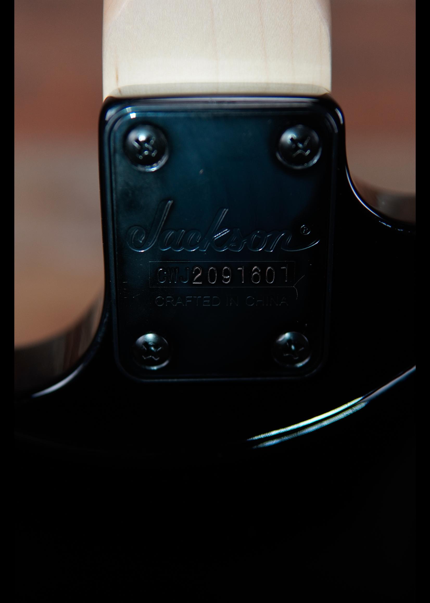Jackson Jackson JS SERIES DINKY™ ARCH TOP JS32Q DKA HT