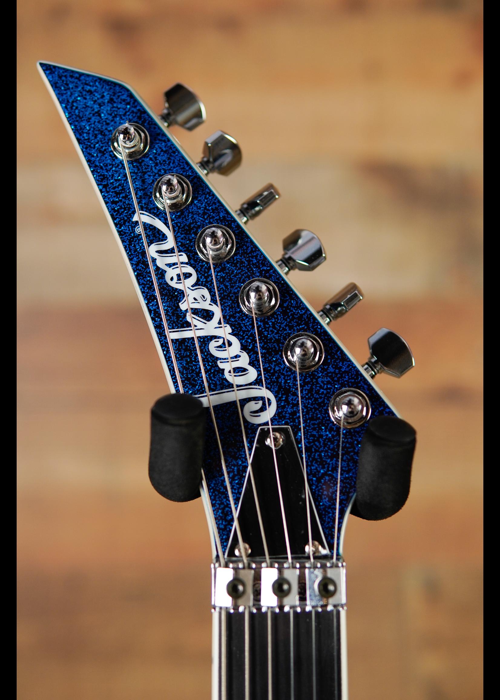 Jackson Jackson   Limited Edition Wildcard Series Soloist™ Arch Top Extreme SL27 EX, Ebony Fingerboard Blue