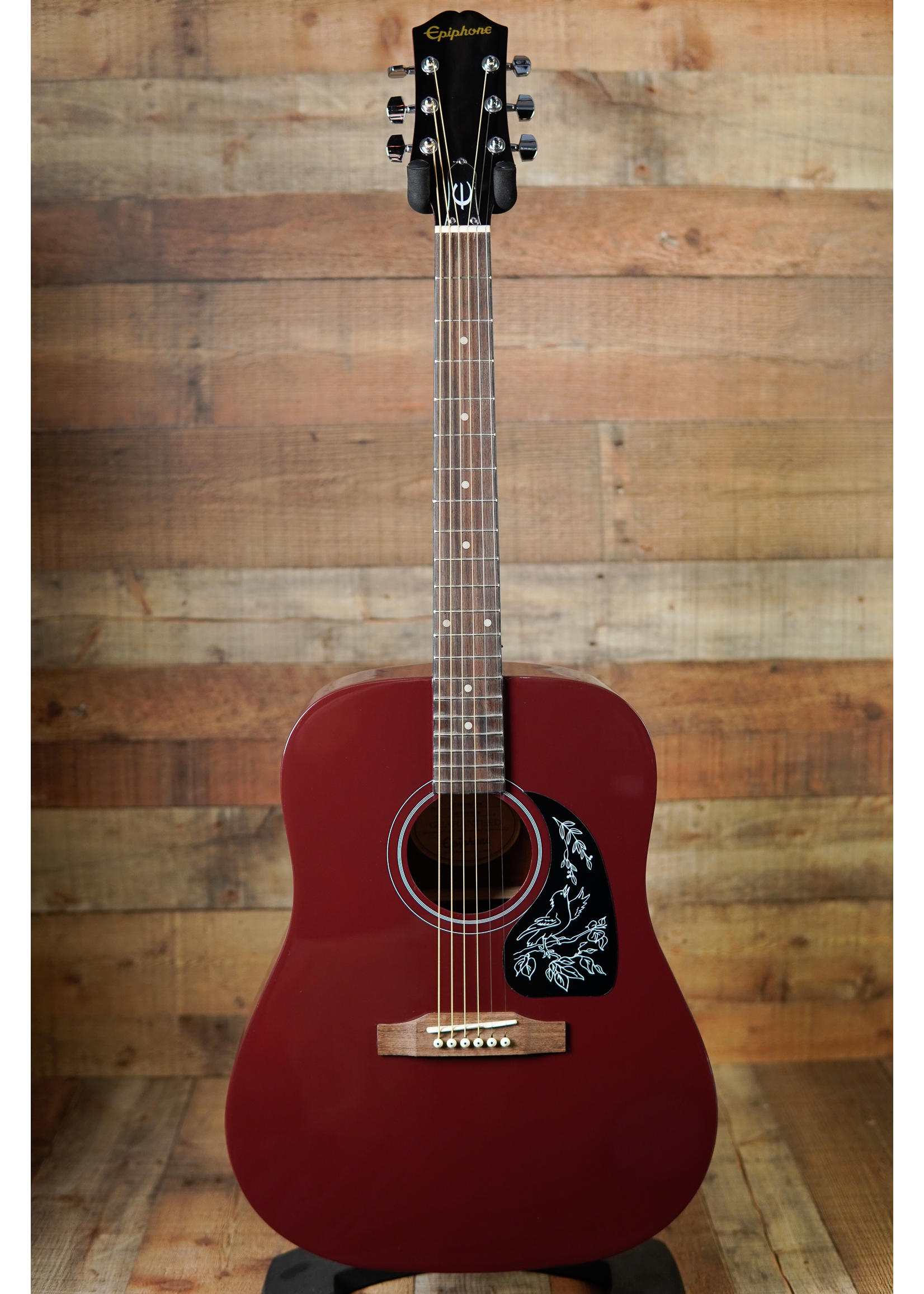 Epiphone Epiphone  Starling Acoustic Player Pack  Wine Red