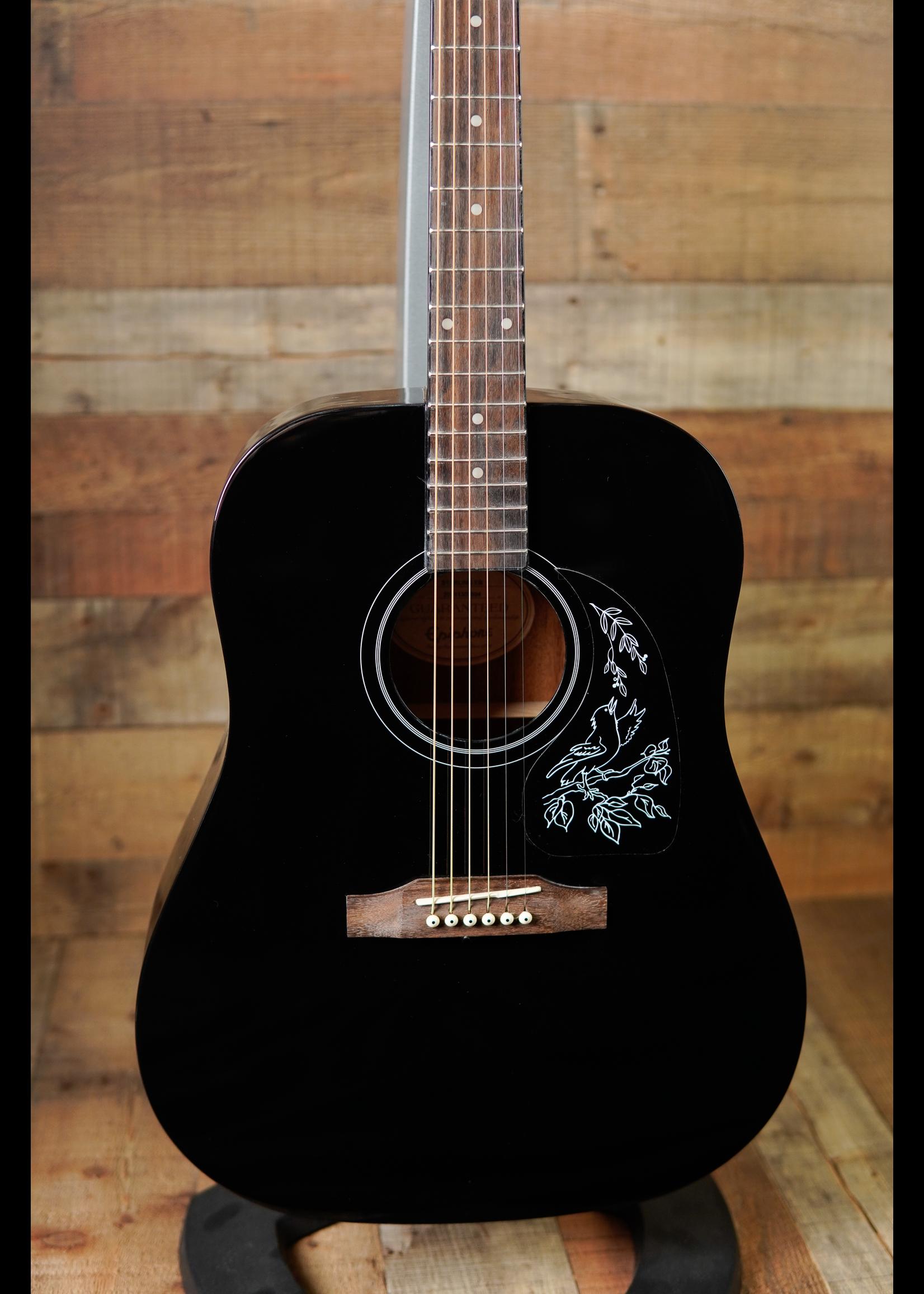 Epiphone Epiphone  Starling Acoustic Player Pack  Ebony