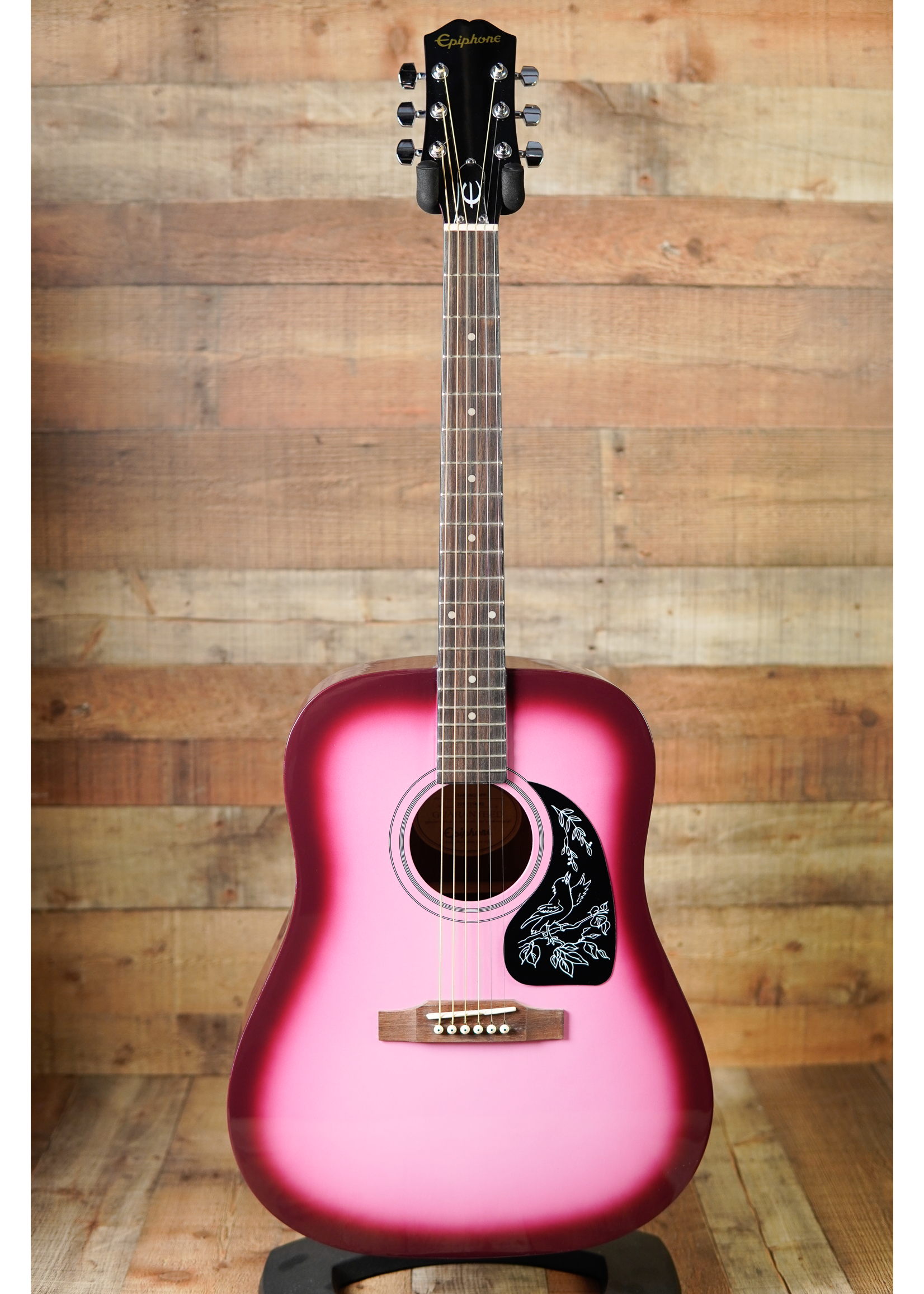 Epiphone Epiphone  Starling Acoustic Player Pack Hot Pink Pearl