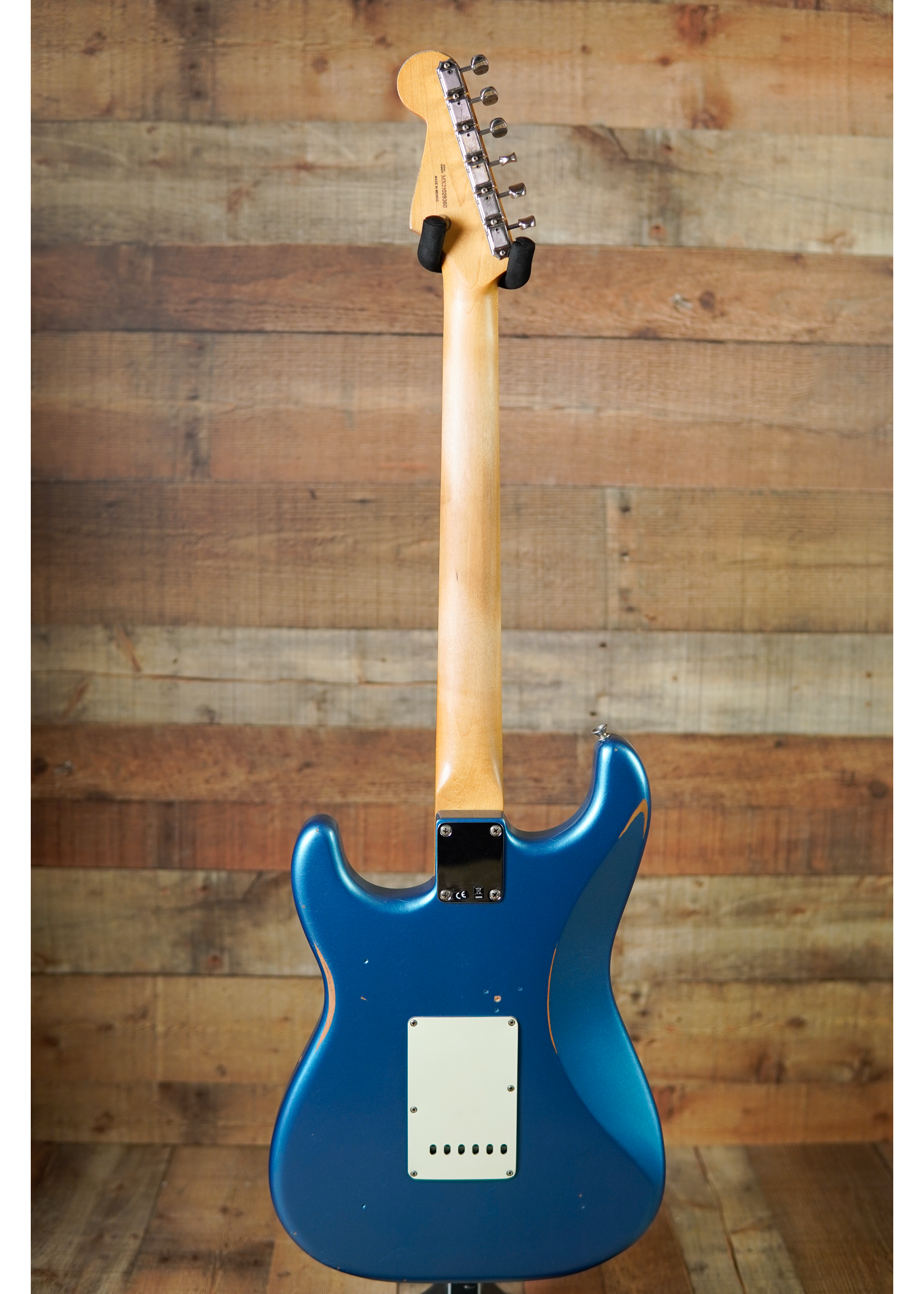 Fender Fender Vintera Road Worn® '60s Stratocaster®, Pau Ferro Fingerboard  Lake Placid Blue