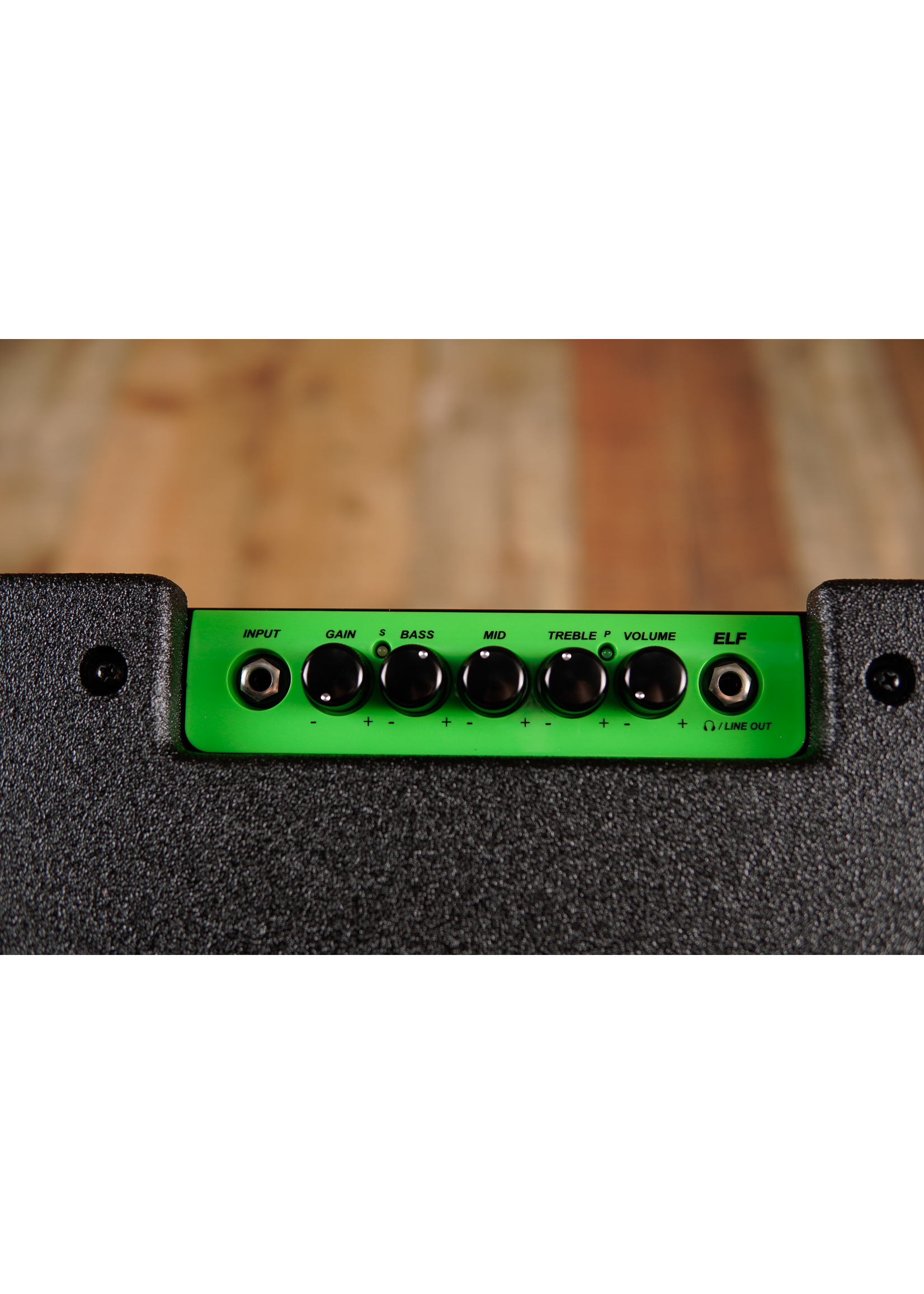 Trace Elliot Trace Elliot Trace Elliot® ELF 1x10 Combo Bass Amplifier Black