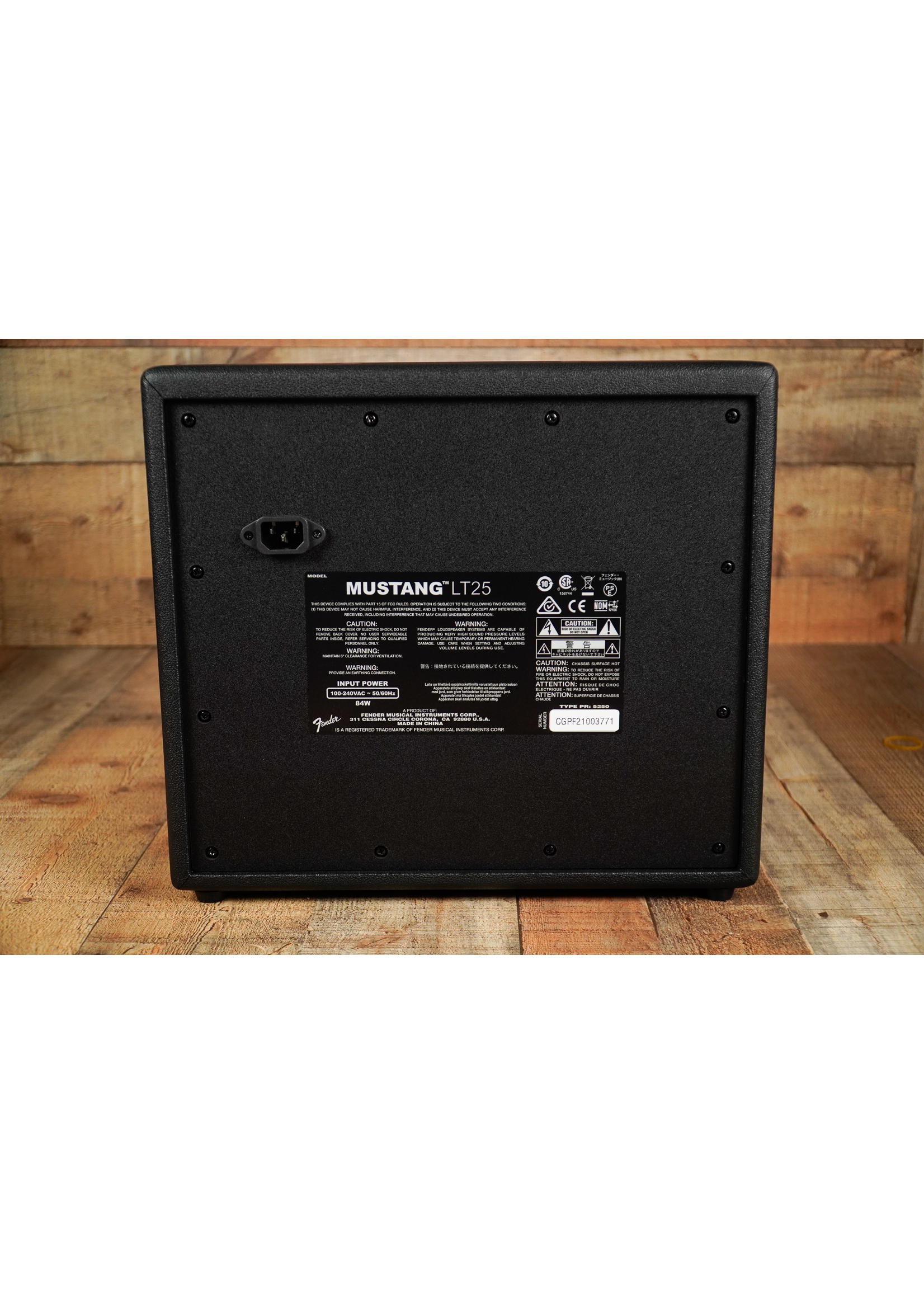 Fender Fender MUSTANG™ LT25