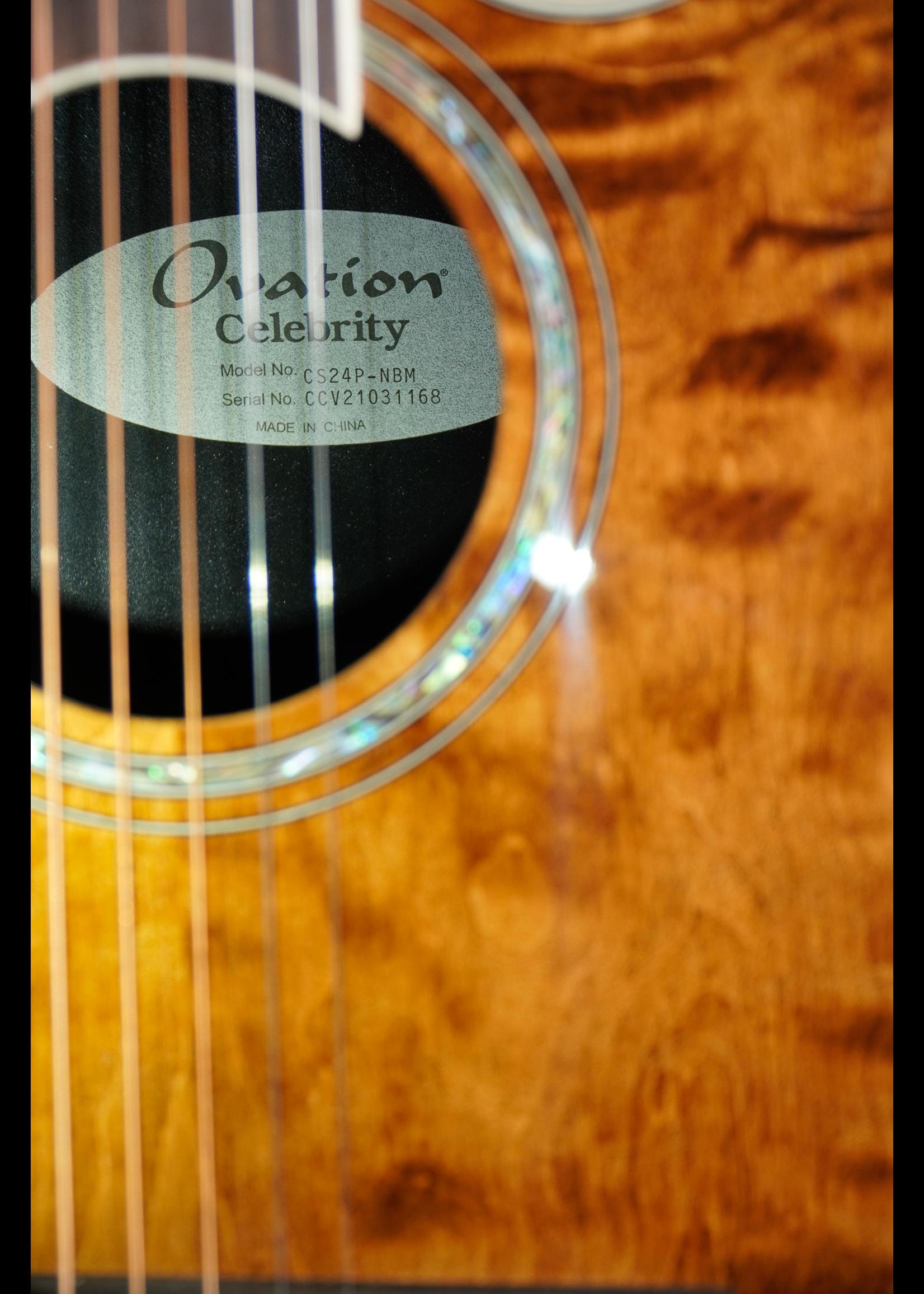 Ovation Ovation CS24P-NBM