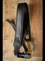 "franklin Franklin 2.5"" Glove Leather w/ Contrast Stitching/Choch/Natural Stitch"
