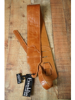 "franklin Franklin 3"" Jackson Hole Leather/Contrast Stitching/Cognac"