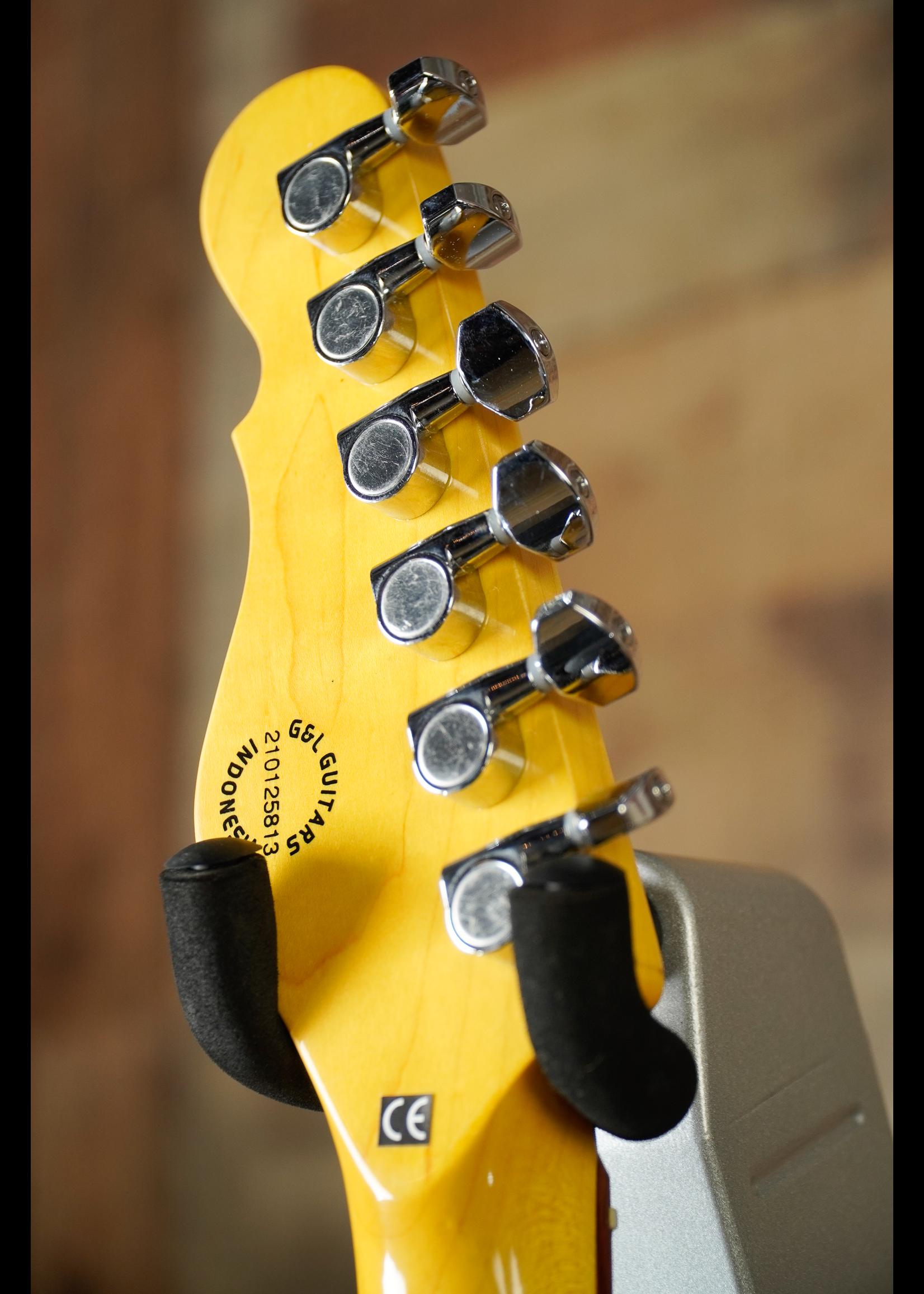 G&L G&L ASAT Classic Bluesboy Semi-hollow