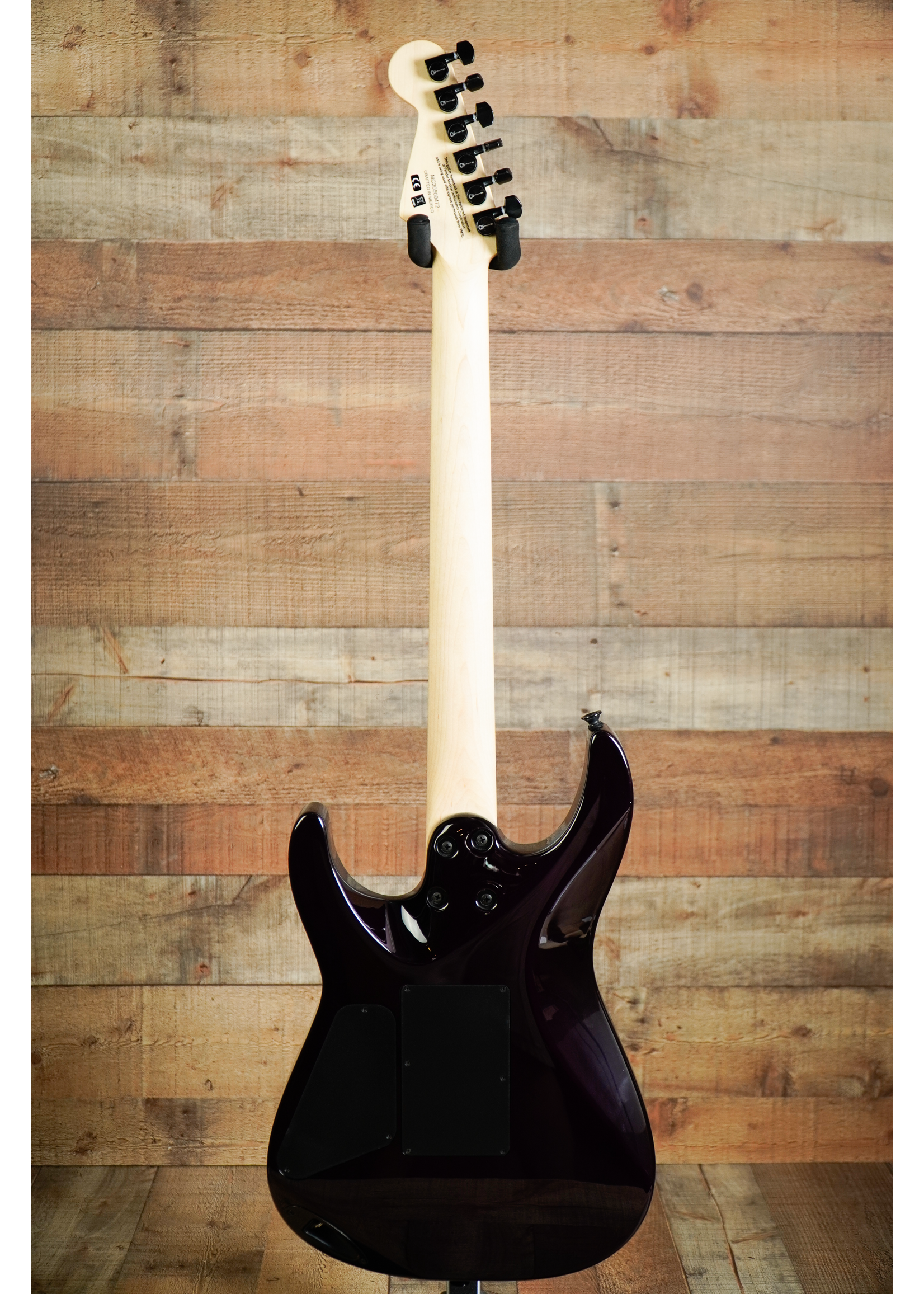 Charvel Charvel Pro-Mod DK24 HSS FR M Poplar, Maple Fingerboard, Purple Sunset