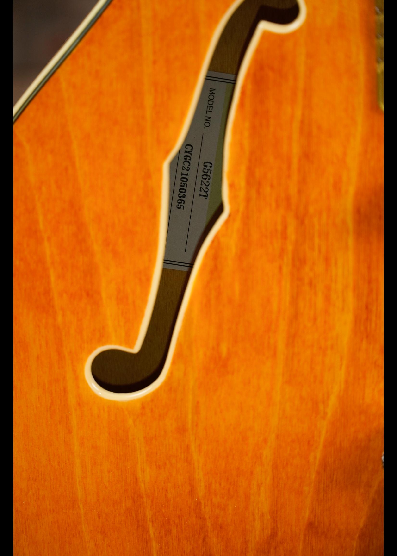 Gretsch Gretsch G5622T Electromatic® Center Block Double-Cut with Bigsby®, Laurel Fingerboard, Speyside