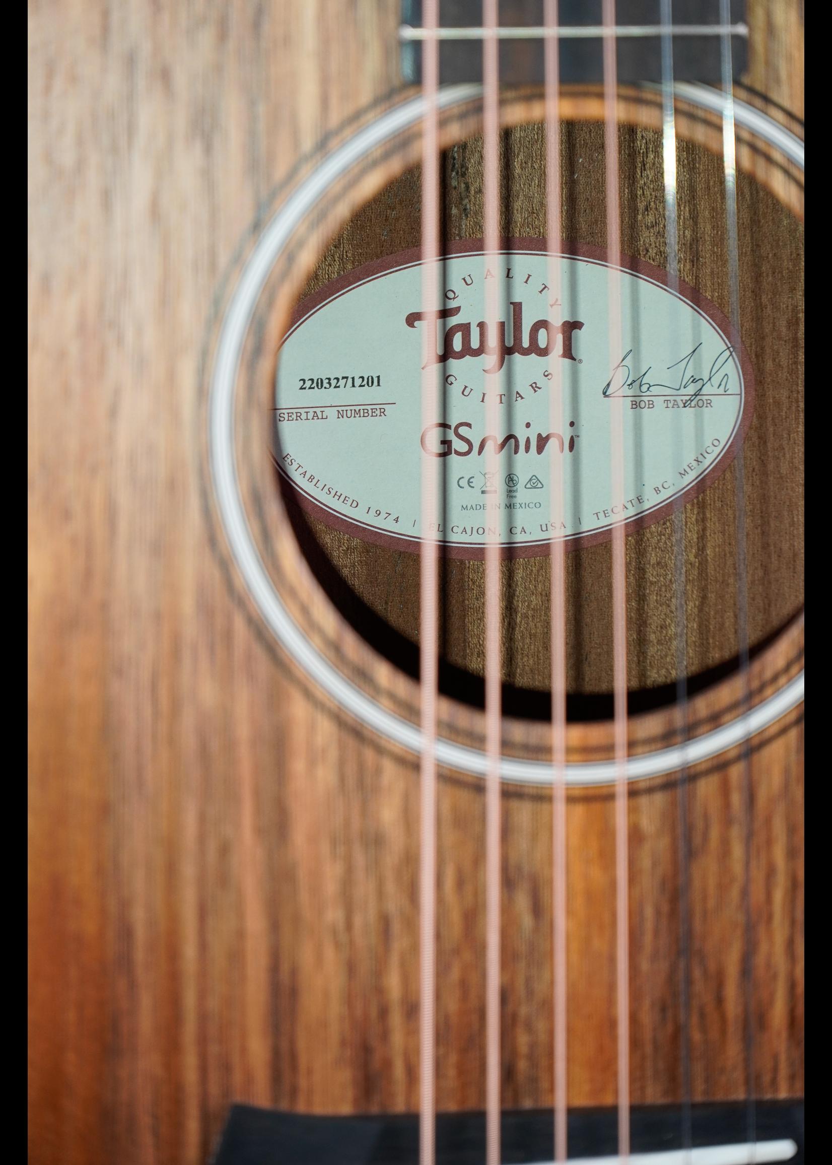 Taylor Taylor GS Mini-e Koa