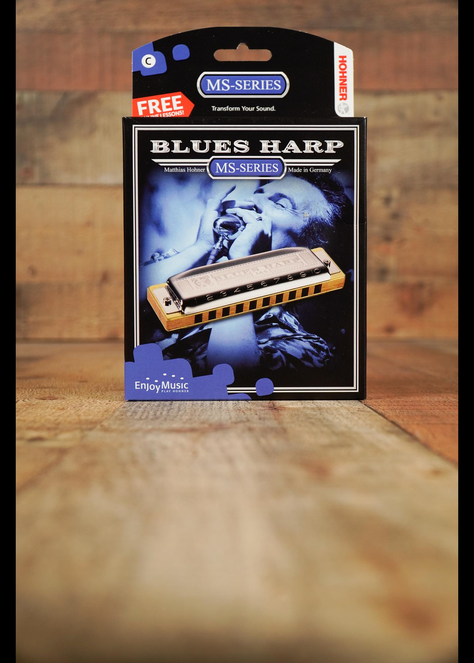 Hohner Hohner Blues Harp MS-Series Harmonica (Key of C)