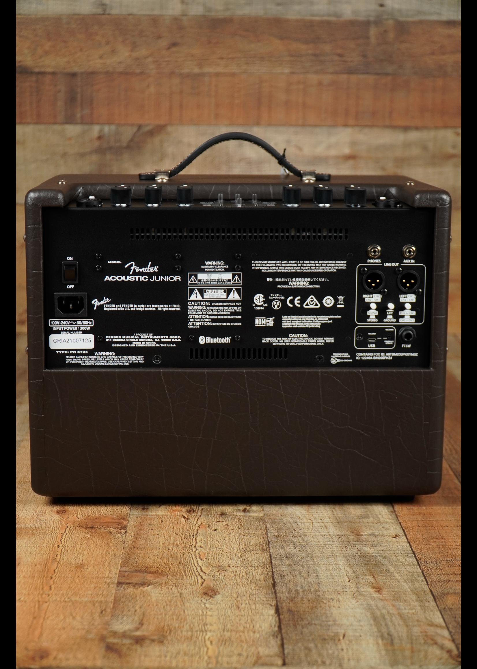 Fender Fender Acoustic Junior, 120V
