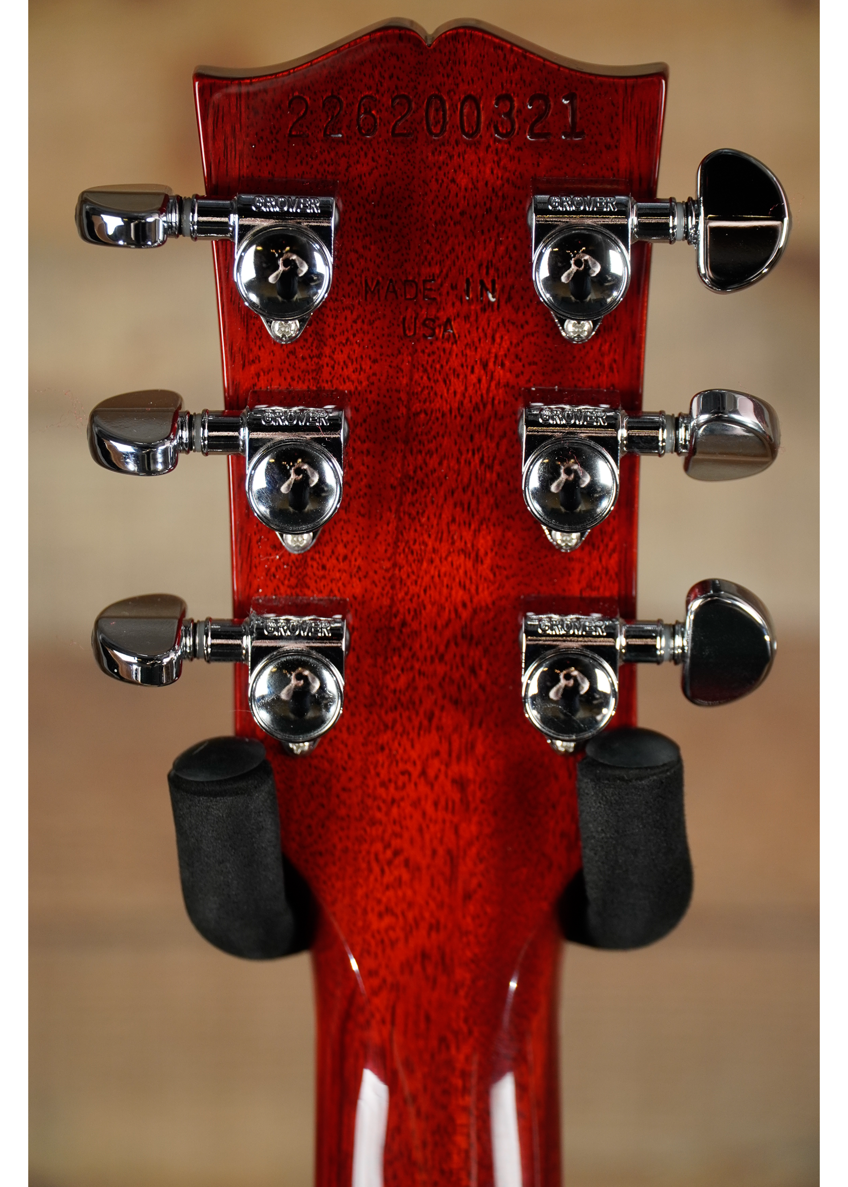 gibson Gibson Les Paul Studio - Wine Red *Used*