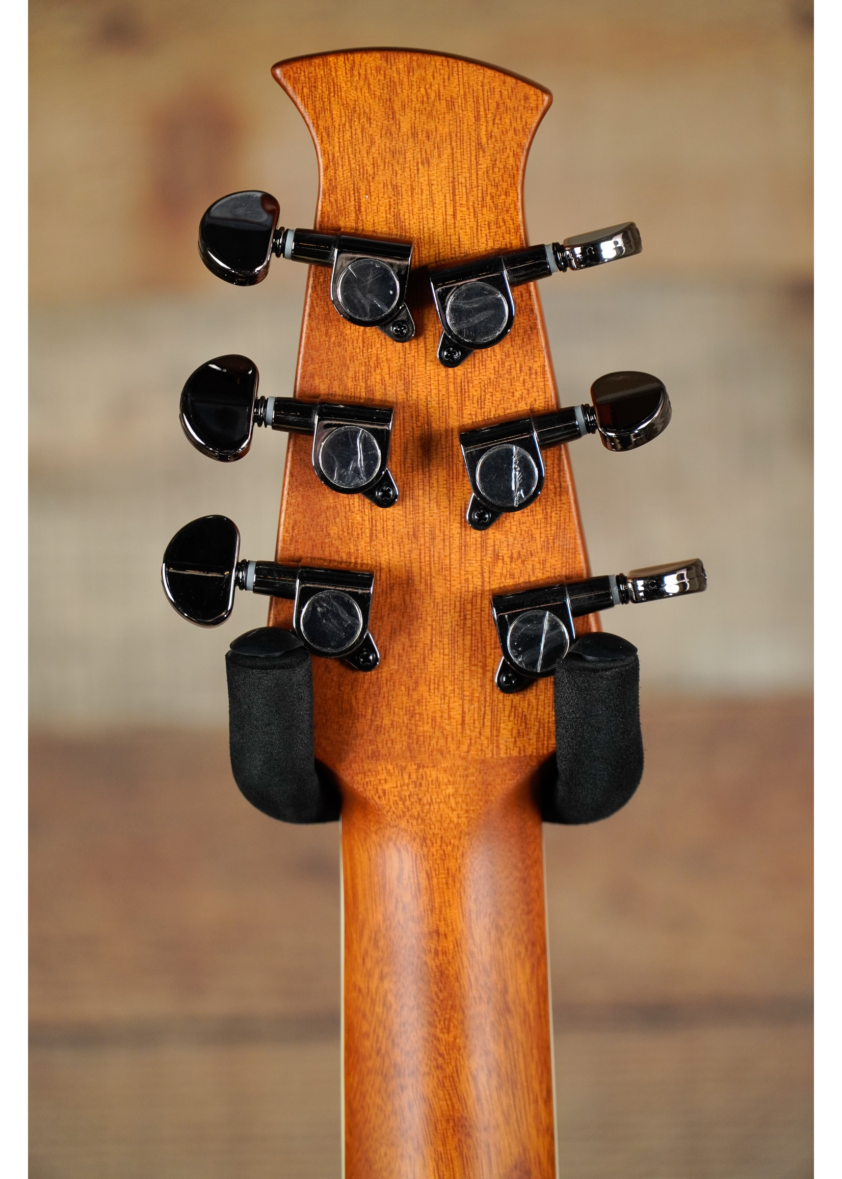 Applause Applause E-Acoustic Guitar AE44-4S, MS, Cutaway, Natural Satin Mid Depth