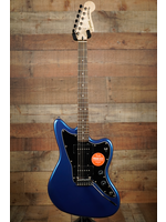 Squier Squier Affinity Series™ Jazzmaster®, Laurel Fingerboard, Black Pickguard, Lake Placid Blue
