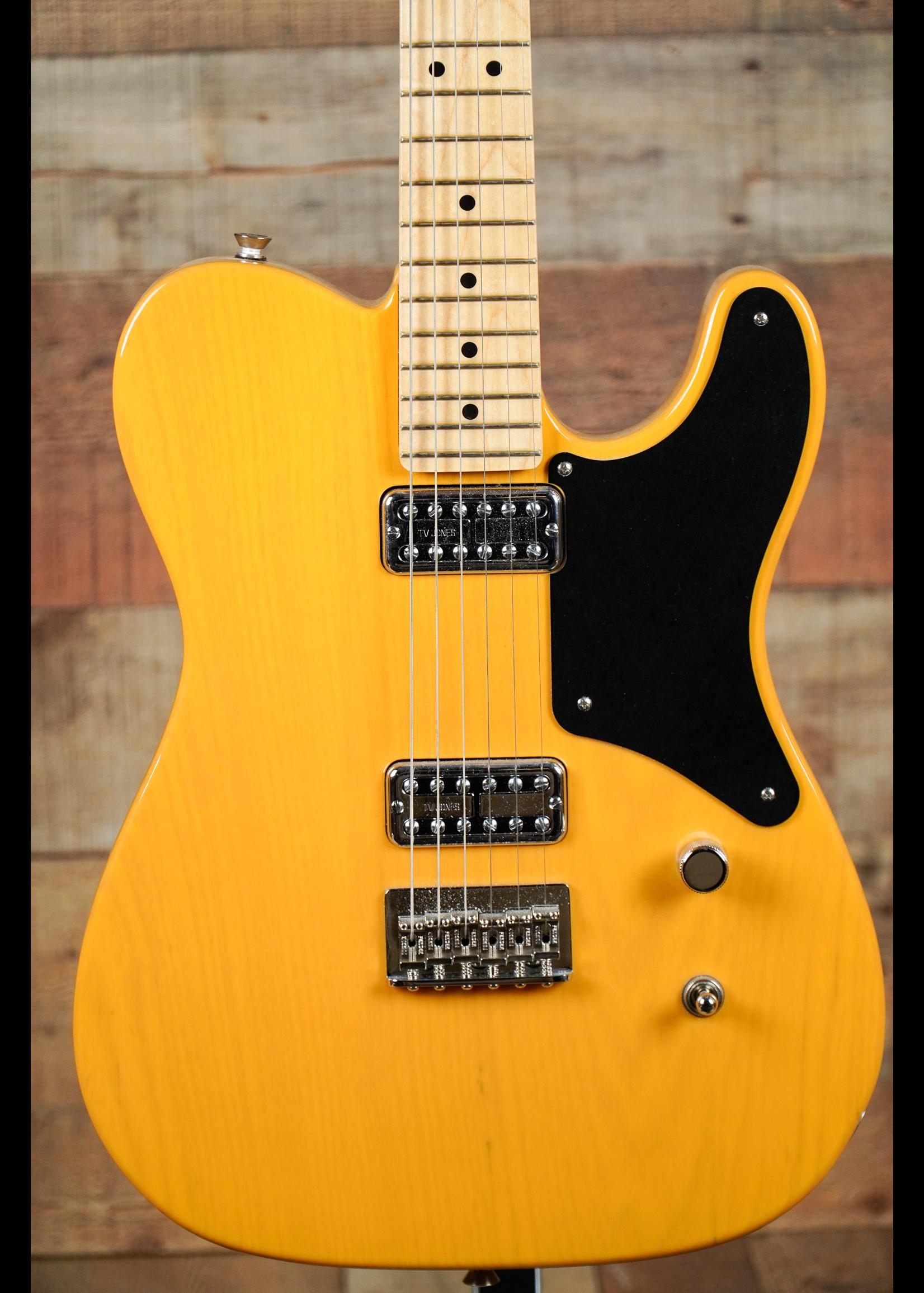 Fender Fender  Limited Edition Cabronita Telecaster®, Maple Fingerboard  Butterscotch Blonde