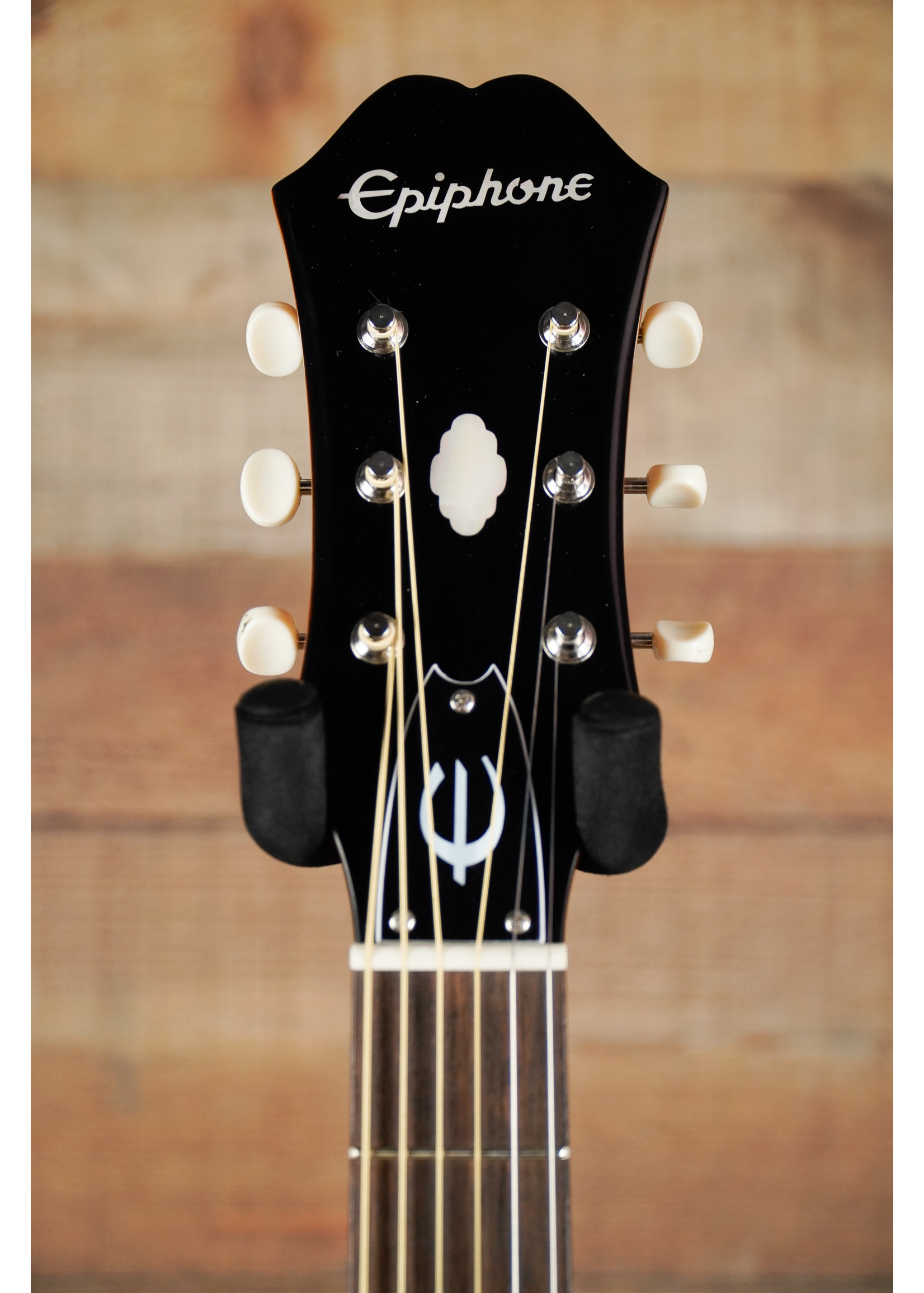 Epiphone Epiphone Masterbilt Texan Antique Natural Aged Gloss