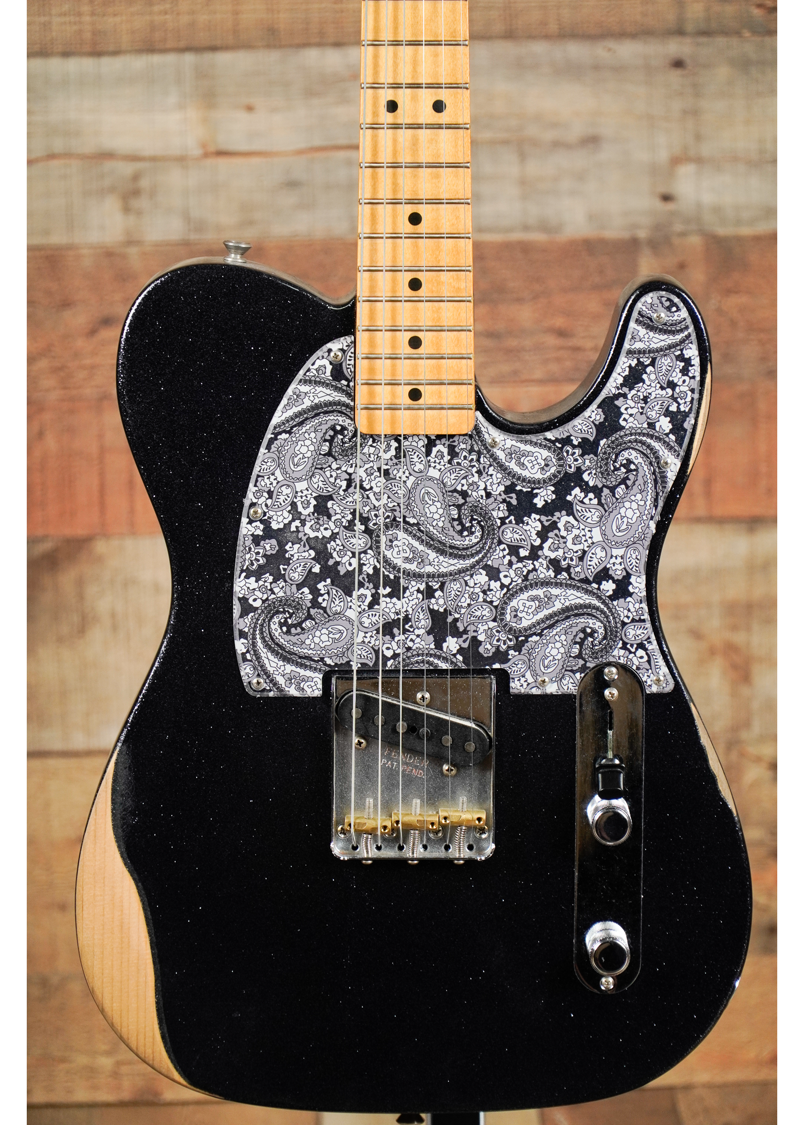 Fender Fender   Brad Paisley Esquire® Black Sparkle