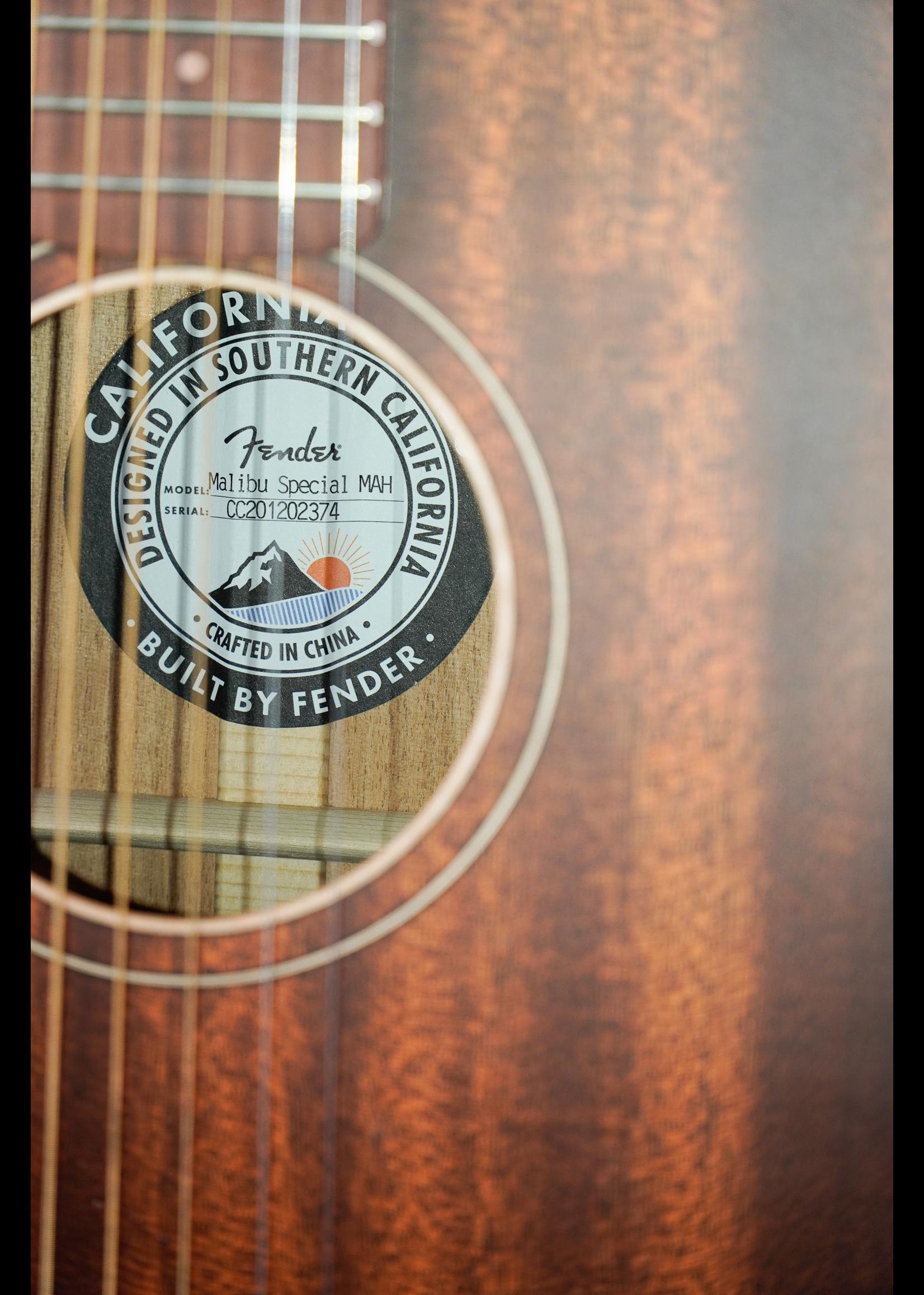 Fender Fender Malibu Special, Mahogany, Pau Ferro Fingerboard