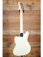 Squier Squier  Mini Jazzmaster® HH, Maple Fingerboard Olympic White
