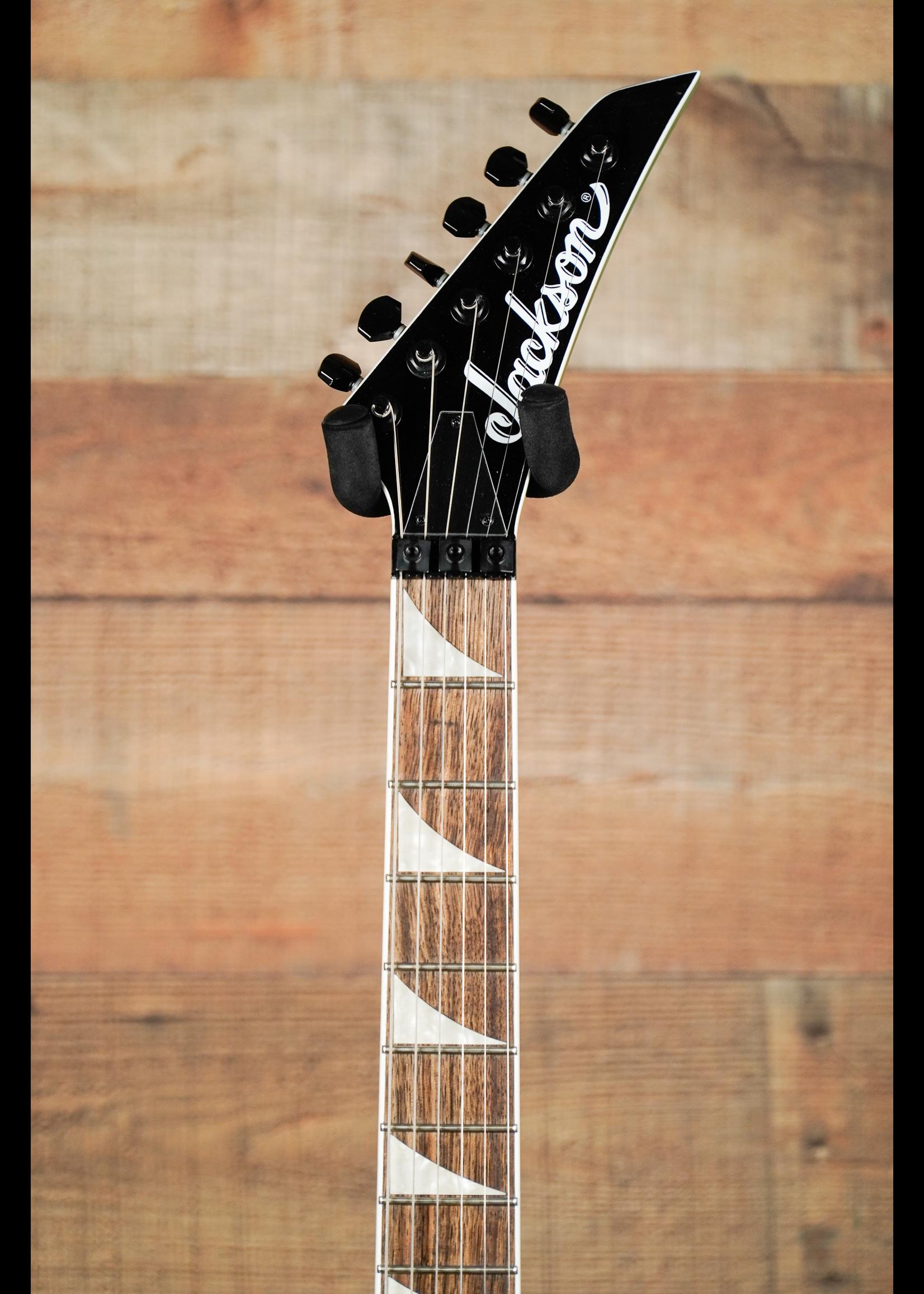 Jackson Jackson  X Series Soloist™ SL3X DX, Laurel Fingerboard Absynthe Frost