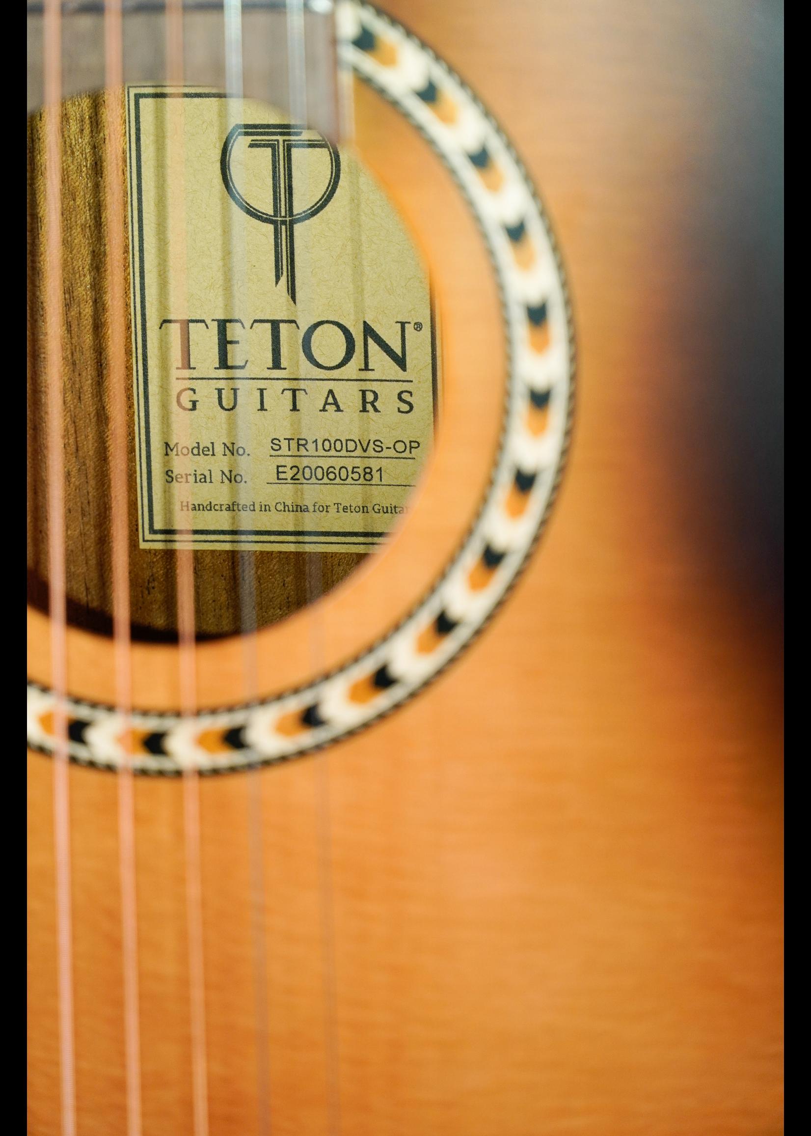 Teton Teton  STR100VS  Vintage Sunburst
