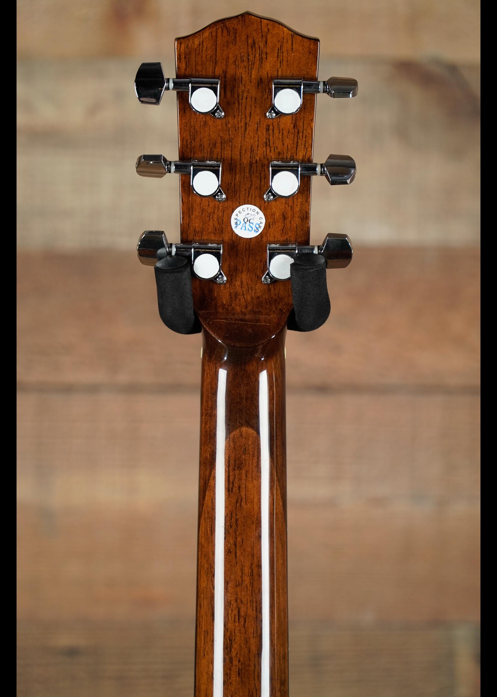 Fender Fender CD-60 Dreadnought V3 w/Case, Walnut Fingerboard, Natural
