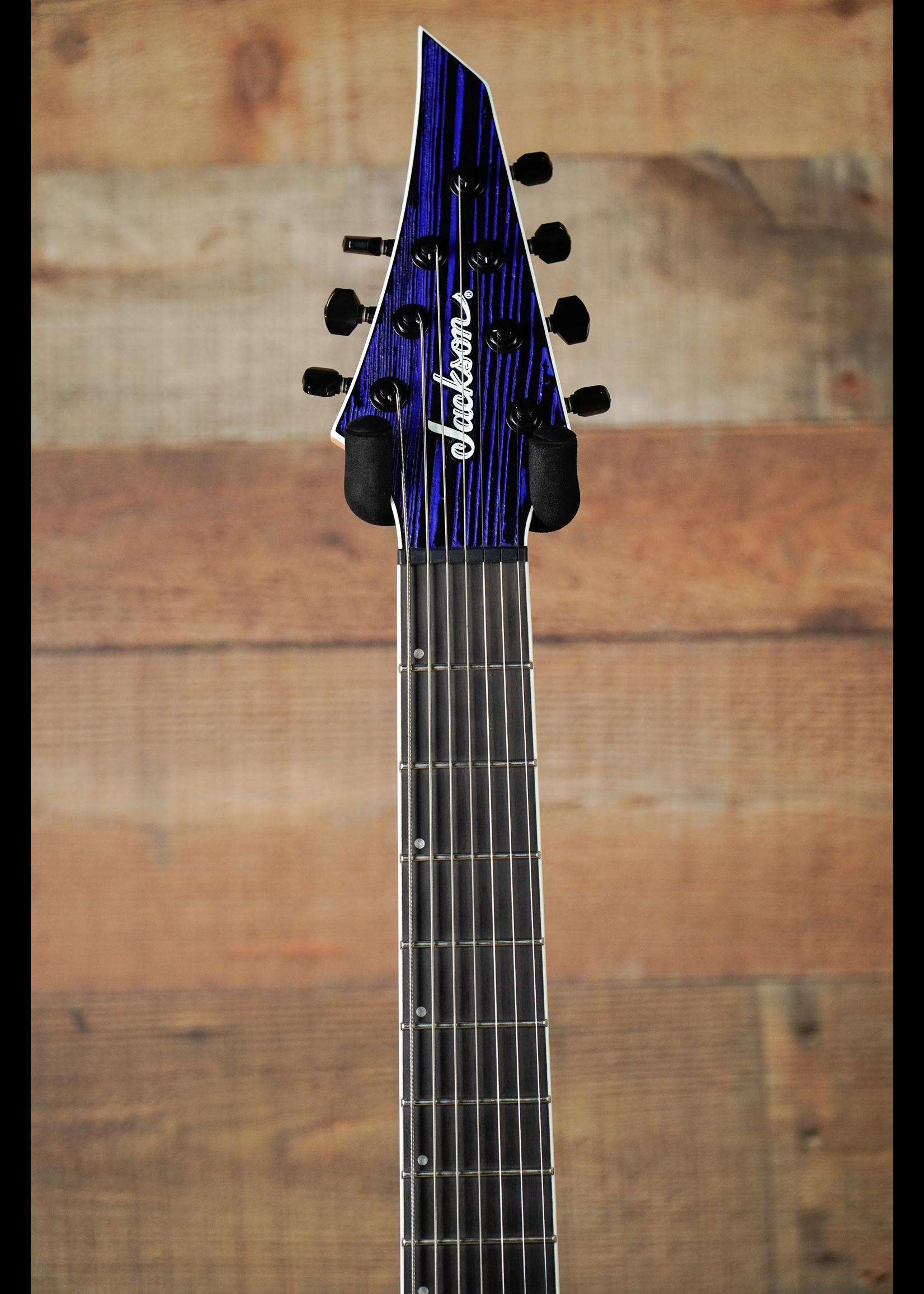 Jackson Jackson Pro Series Dinky™ DK Modern Ash HT7, Ebony Fingerboard, Baked Blue