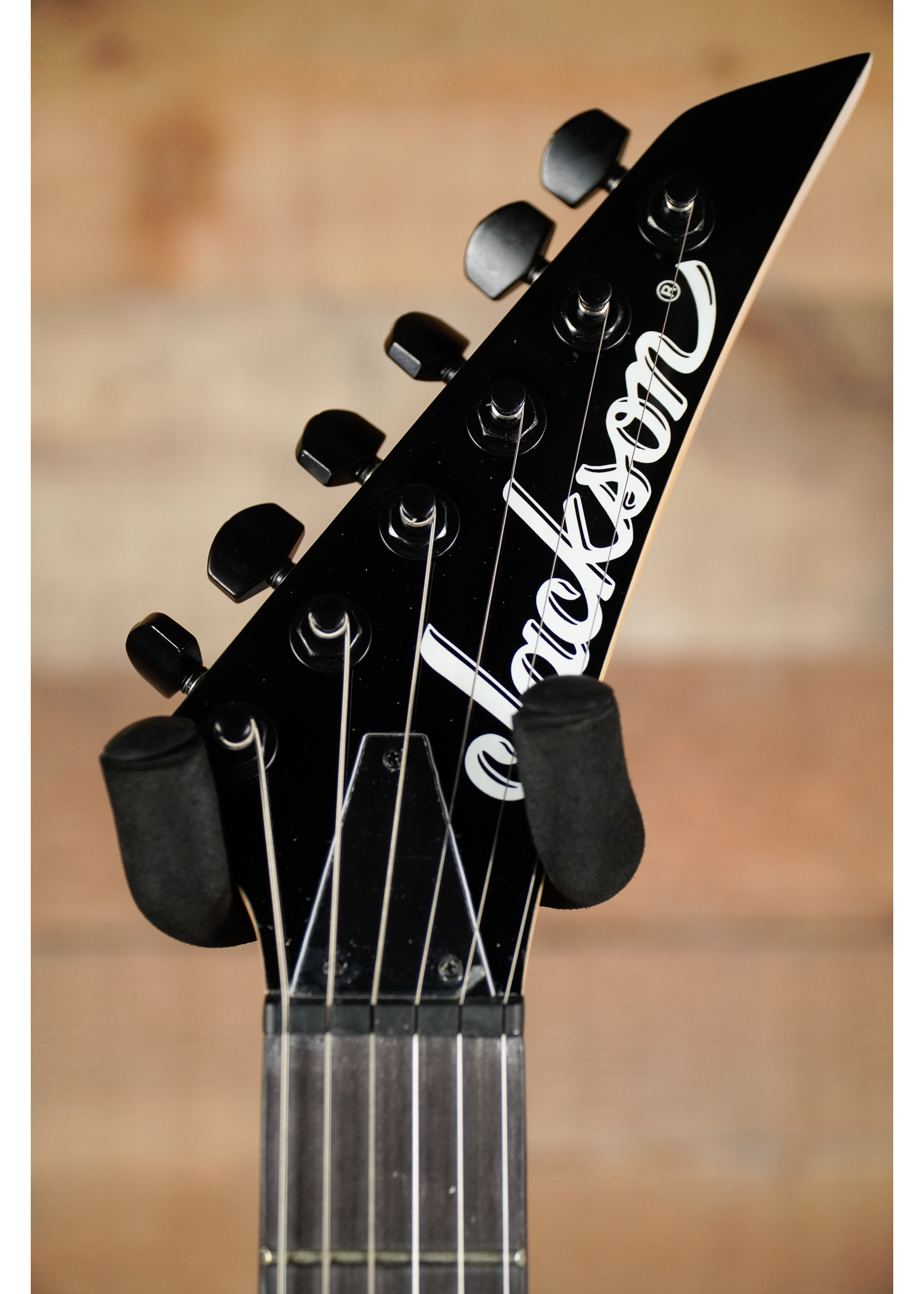 Jackson Jackson JS Series Dinky™ JS11, Amaranth Fingerboard, Metallic Blue