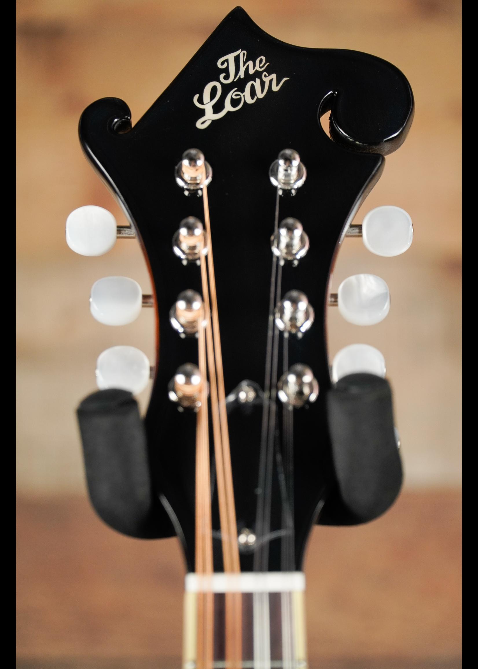 The Loar The Loar LM-520 VS Carved F Mandolin, Vintage Sunburst