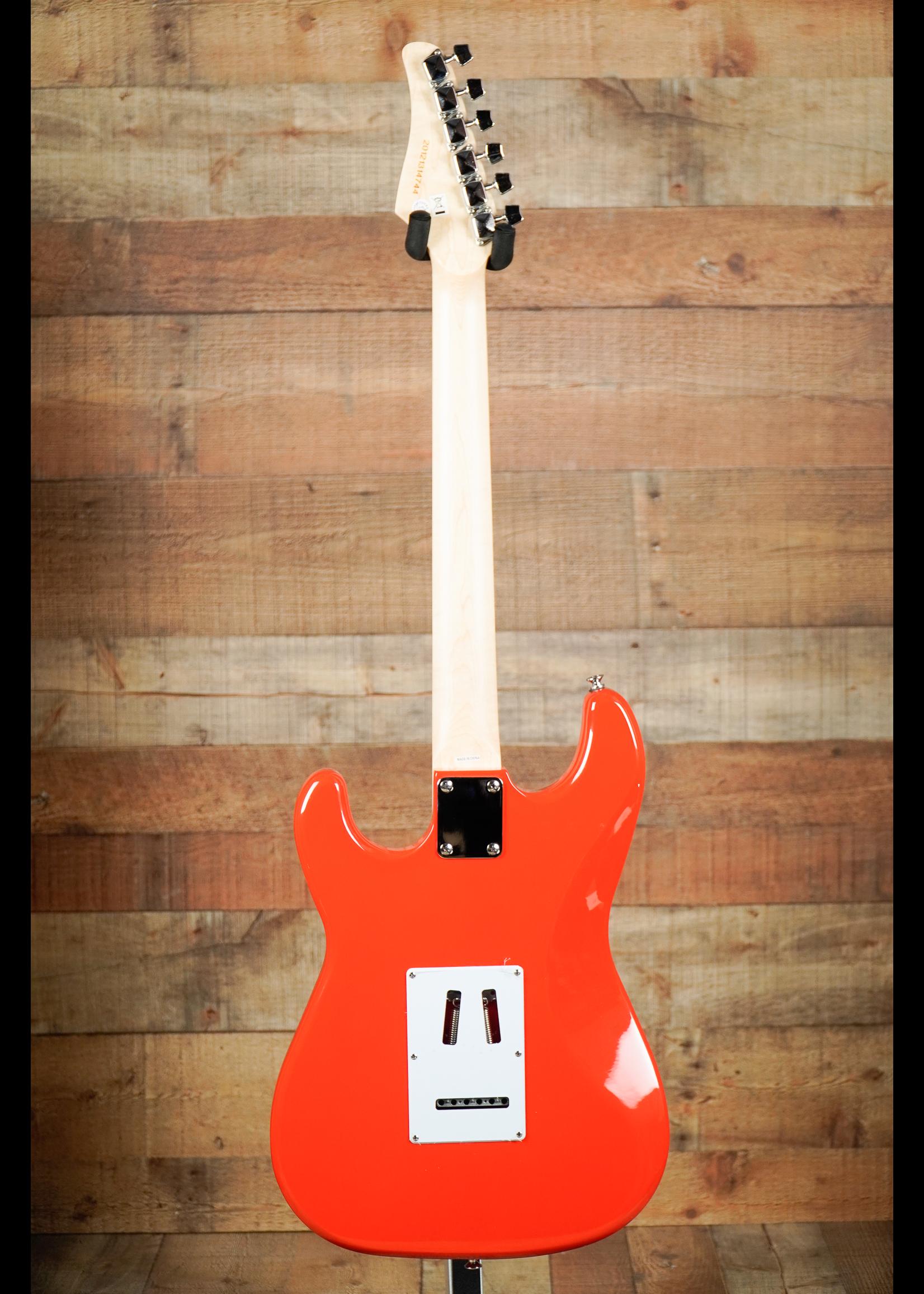 Kramer Kramer Focus Electric Guitar Player Pack Red