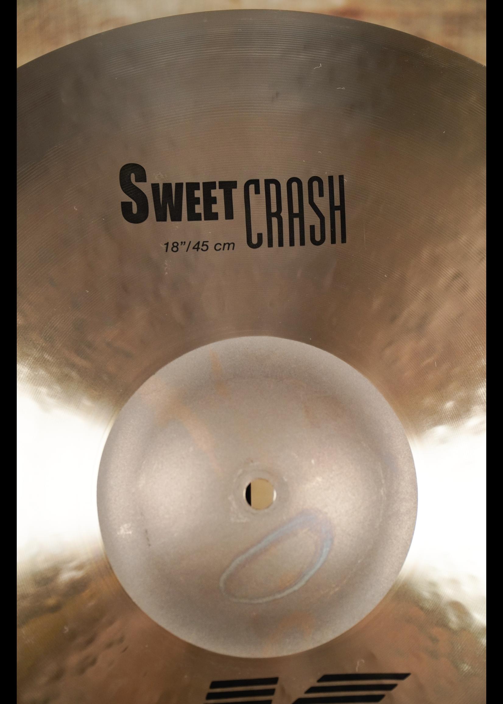 "Zildjian 18"" K Zildjian Sweet Crash"