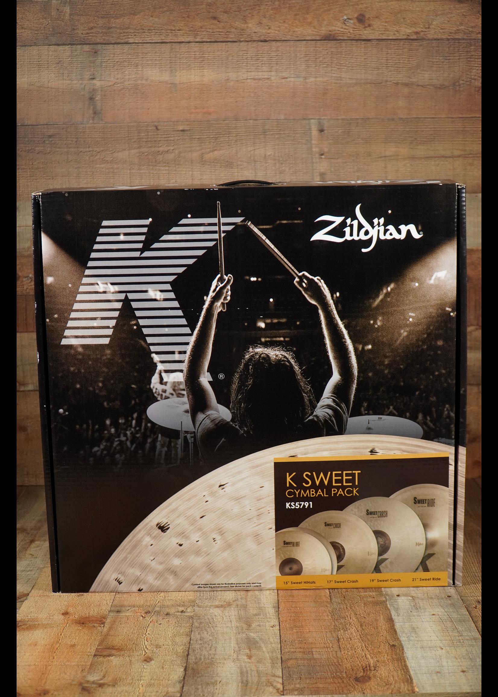 Zildjian K Zildjian Sweet Cymbal Pack