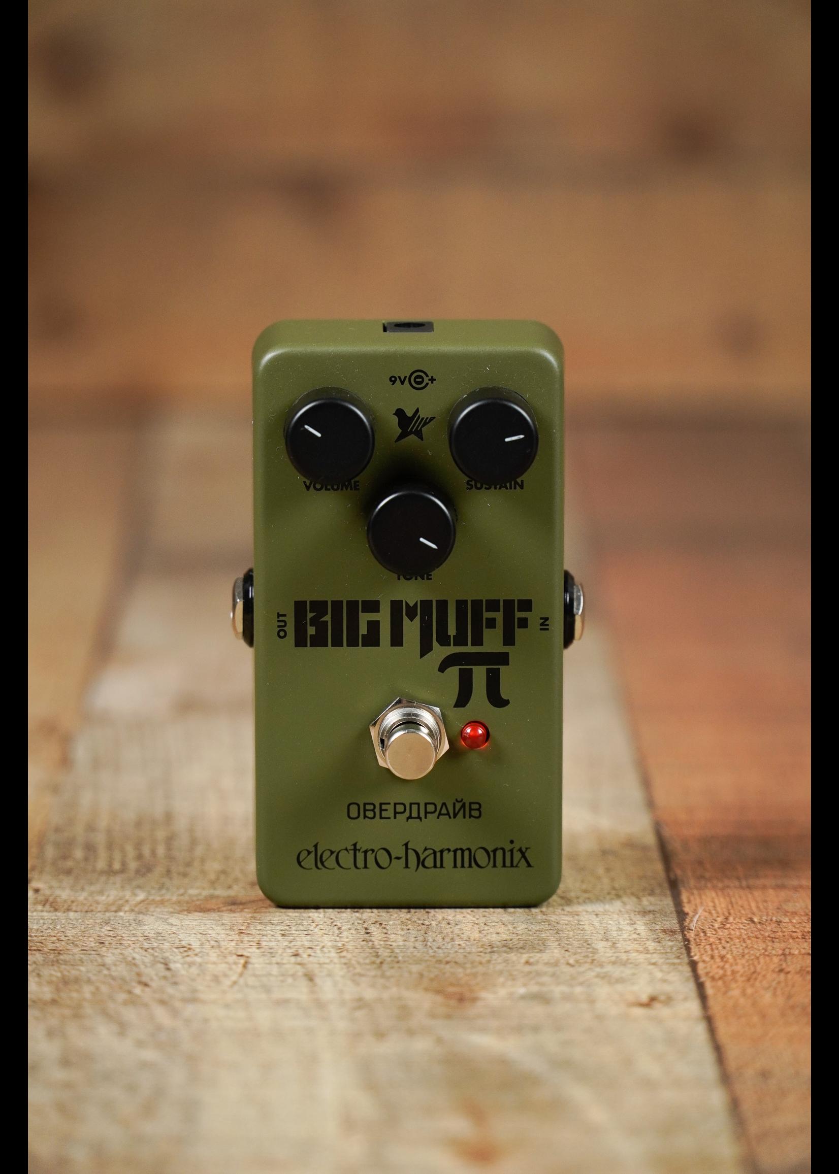 Electro-Harmonix Electro-Harmonix Green Russian Big Muff Distortion / Sustainer