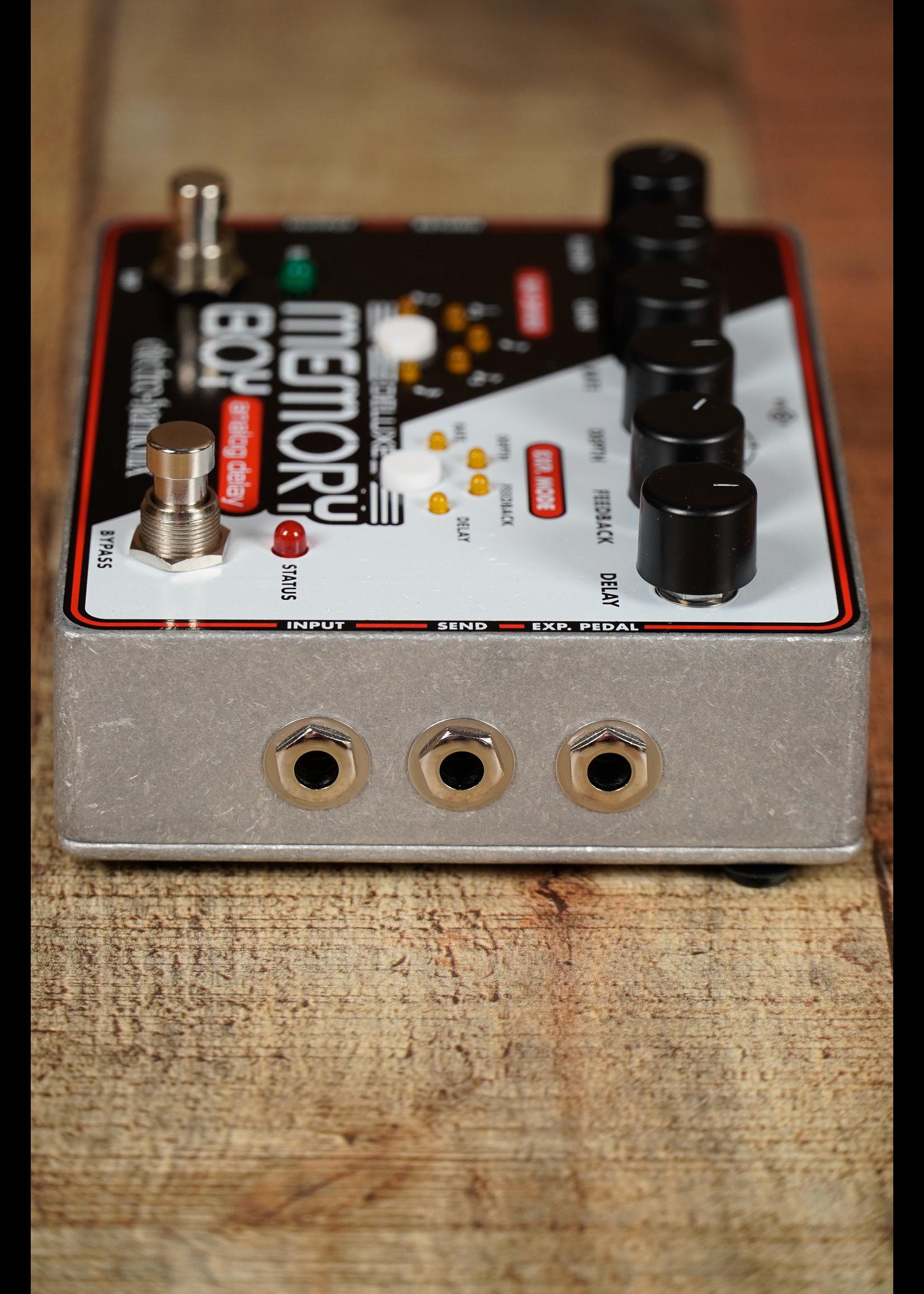 Electro-Harmonix Electro-Harmonix Deluxe Memory Boy Analog Delay