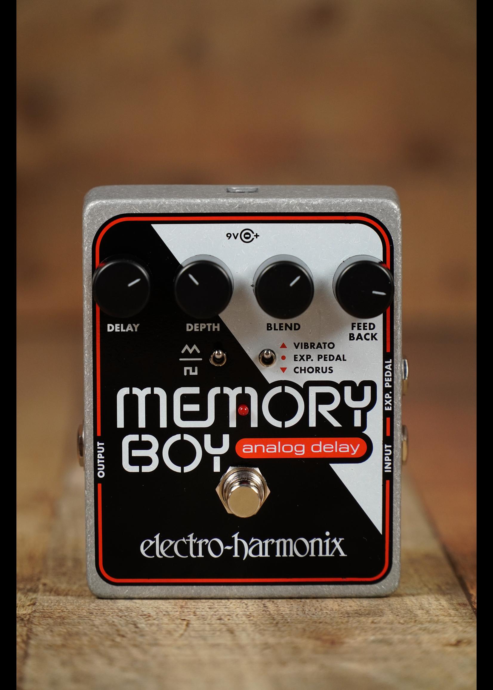 Electro-Harmonix Electro-Harmonix Memory Boy Analog Delay with Chorus & Vibrato