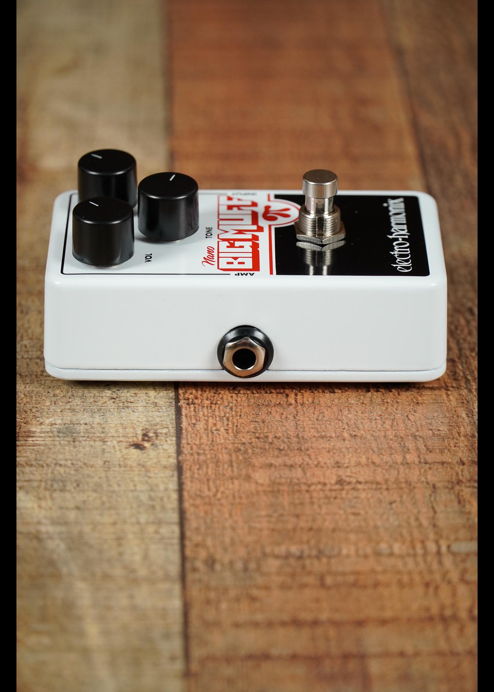 Electro-Harmonix Electro-Harmonix Nano Big Muff Pi Distortion / Fuzz / Overdrive