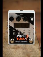 Electro-Harmonix Electro-Harmonix Pitch Fork®+ Polyphonic Pitch Shifter / Harmony Pedal