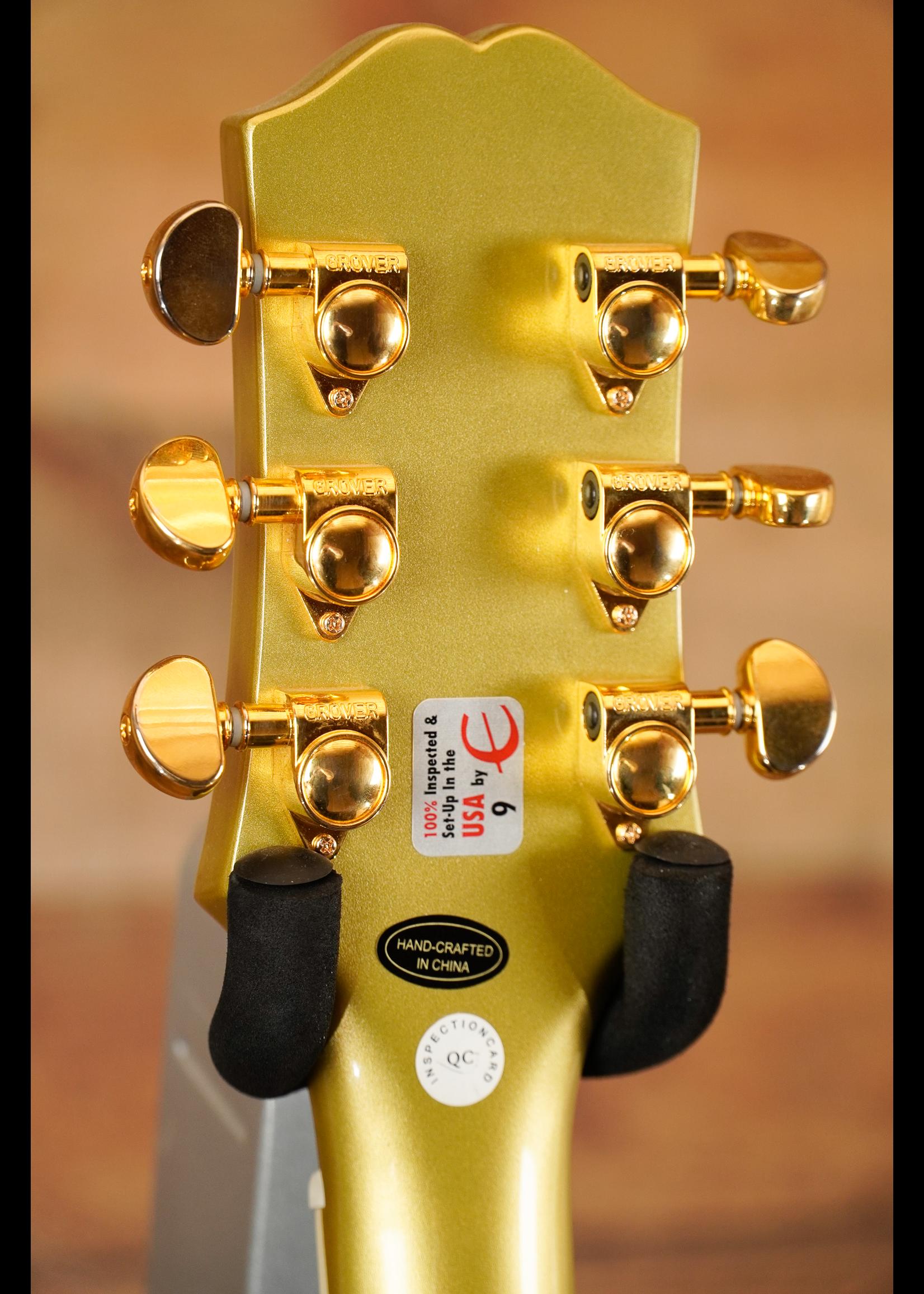 Epiphone Epiphone  Uptown Kat ES  Topaz Gold Metallic