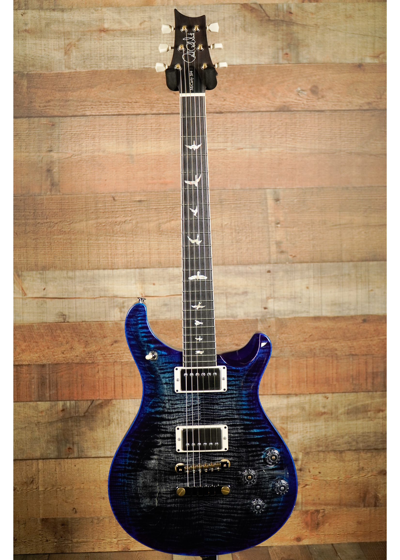 Paul Reed Smith Paul Reed Smith McCarty 594 Charcoal Blue Burst