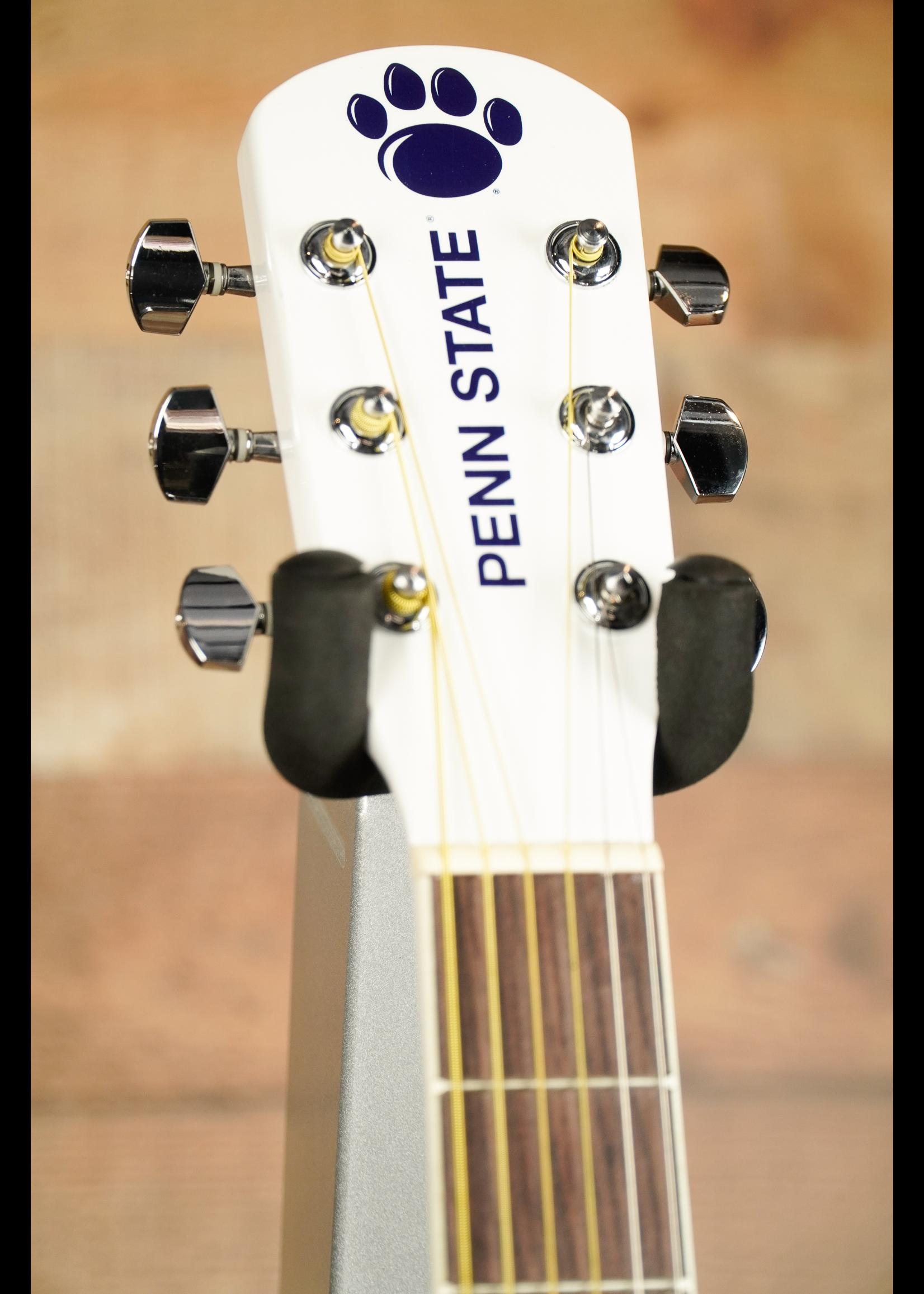 indiana guitar company Indiana Guitar Company Collegiate Acoustic Guitar 2014 Penn State
