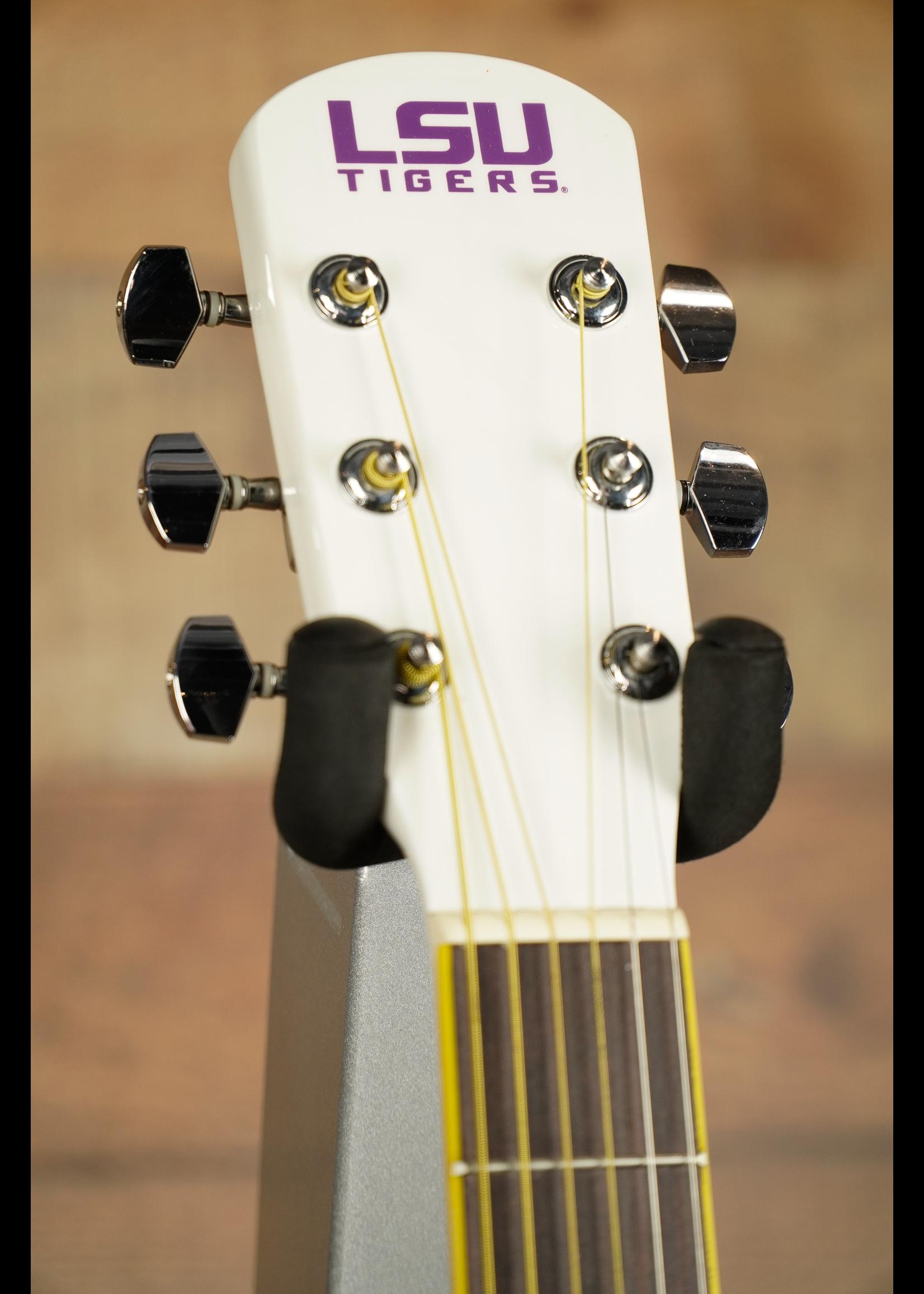 indiana guitar company Indiana Guitar Company Collegiate Acoustic Guitar 2014 LSU