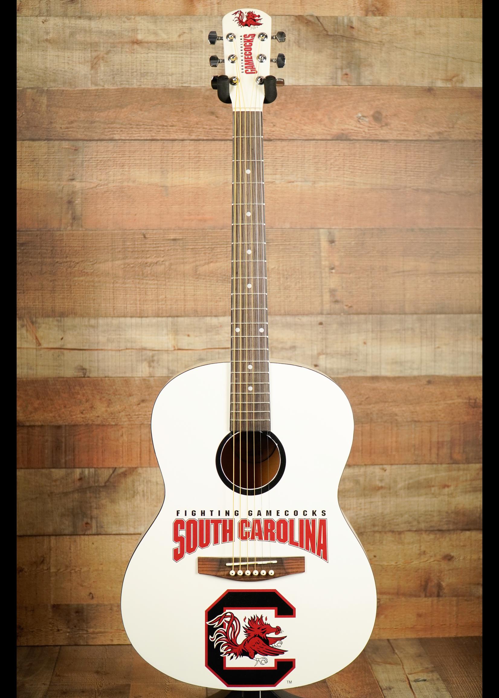 indiana guitar company Indiana Guitar Company Collegiate Acoustic Guitar 2014 South Carolina