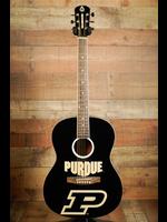 indiana guitar company Indiana Guitar Company Collegiate Acoustic Guitar 2014 Purdue