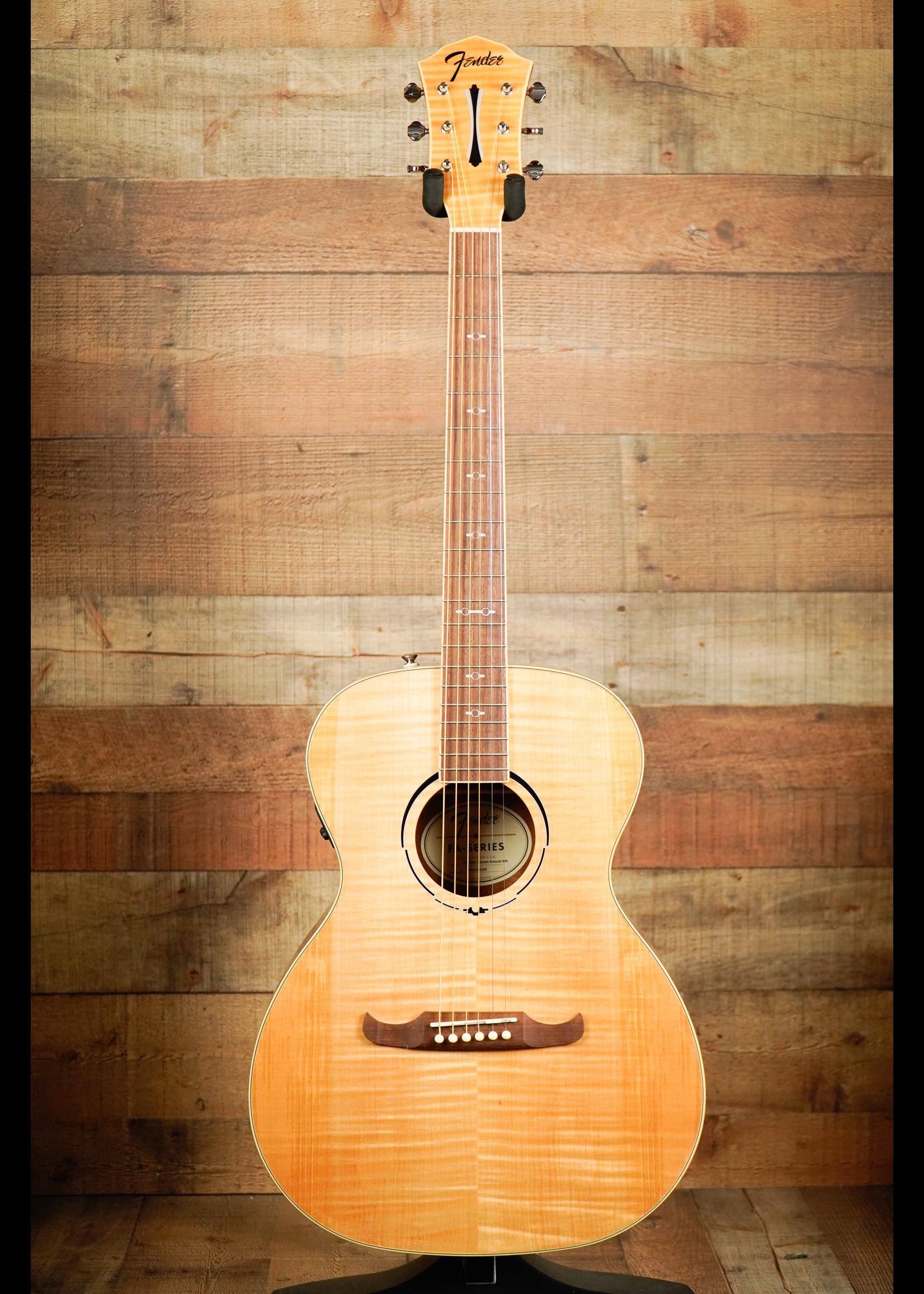 Fender Fender FA-235E Concert, Laurel Fingerboard Natural