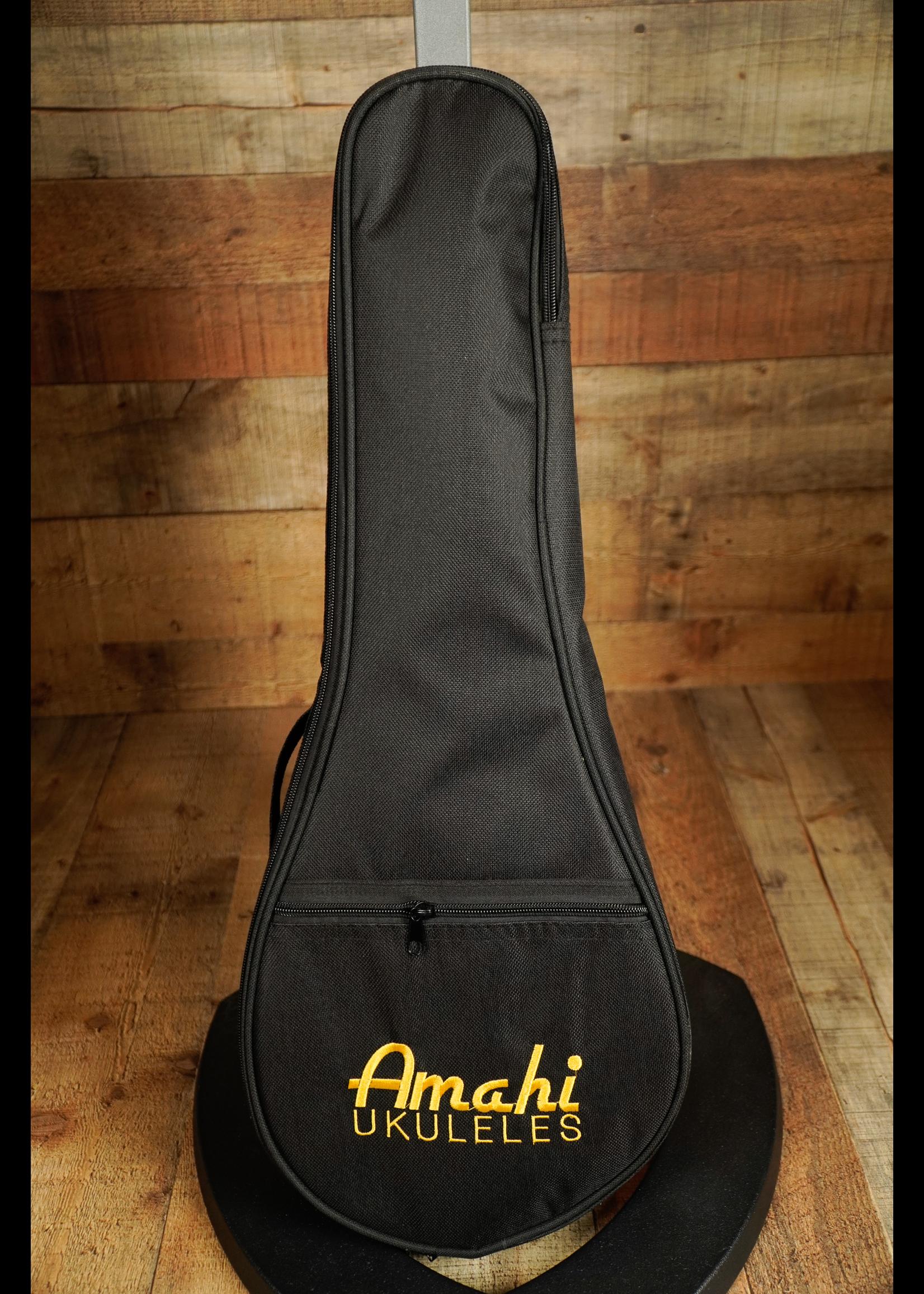 """Amahi Amahi Banjo Concert Uke 24"""""""