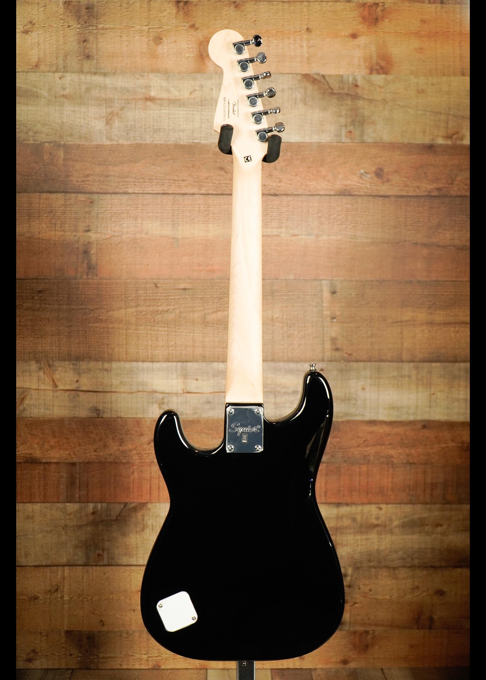 Squier Squier Mini Stratocaster®, Laurel Fingerboard Black
